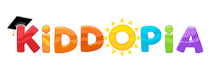 Kiddopia Logo. Kiddopia collaboration with Winkl for their influencer marketing campaign