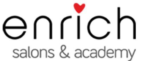 Enrich Salon logo