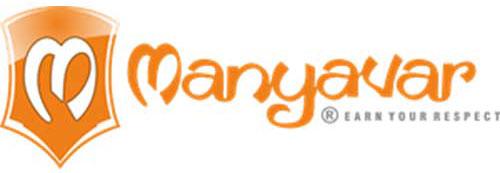 Manyavar logo