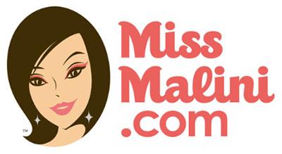 Miss Malini logo