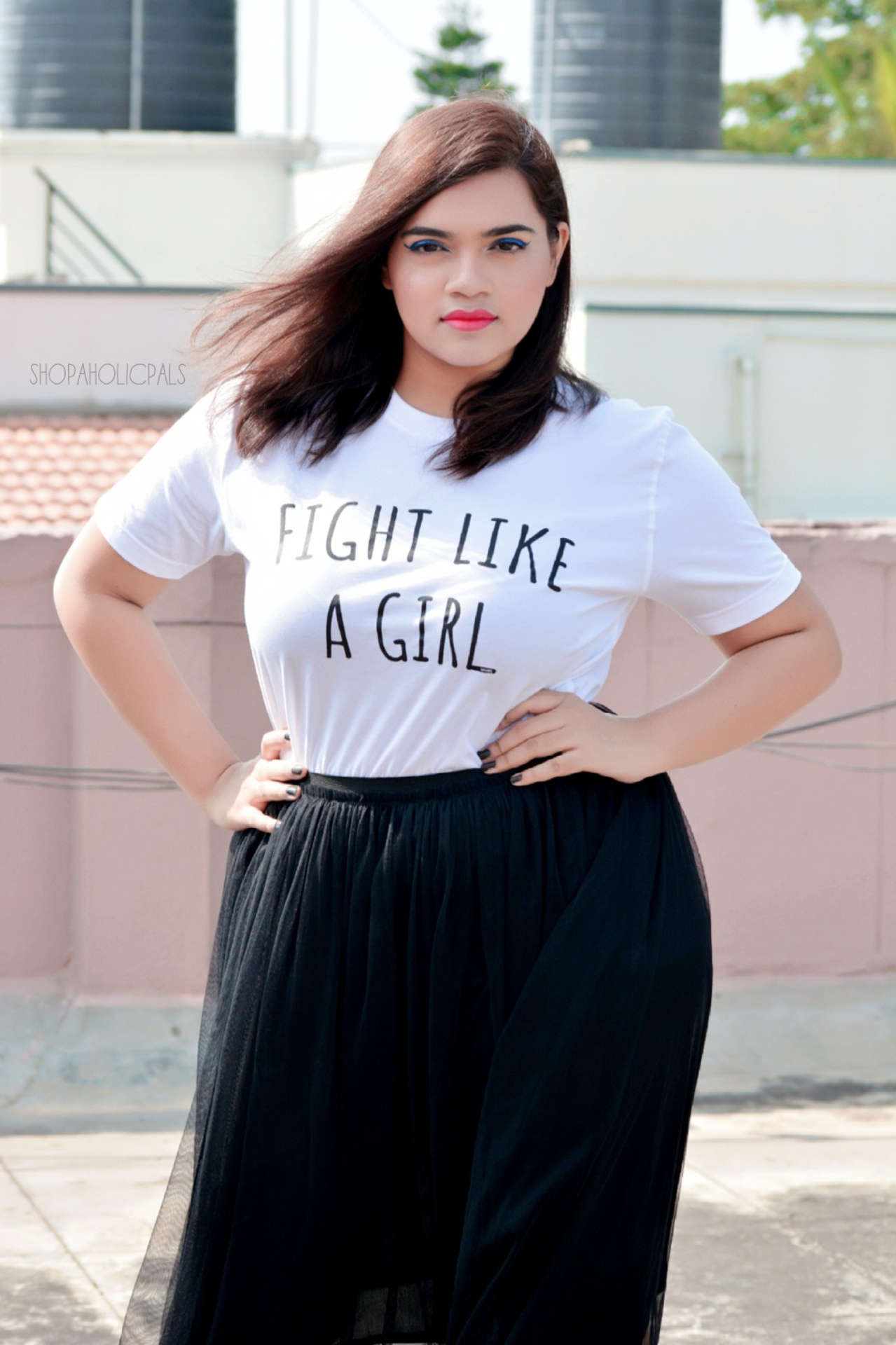 Fight Like A Girl image