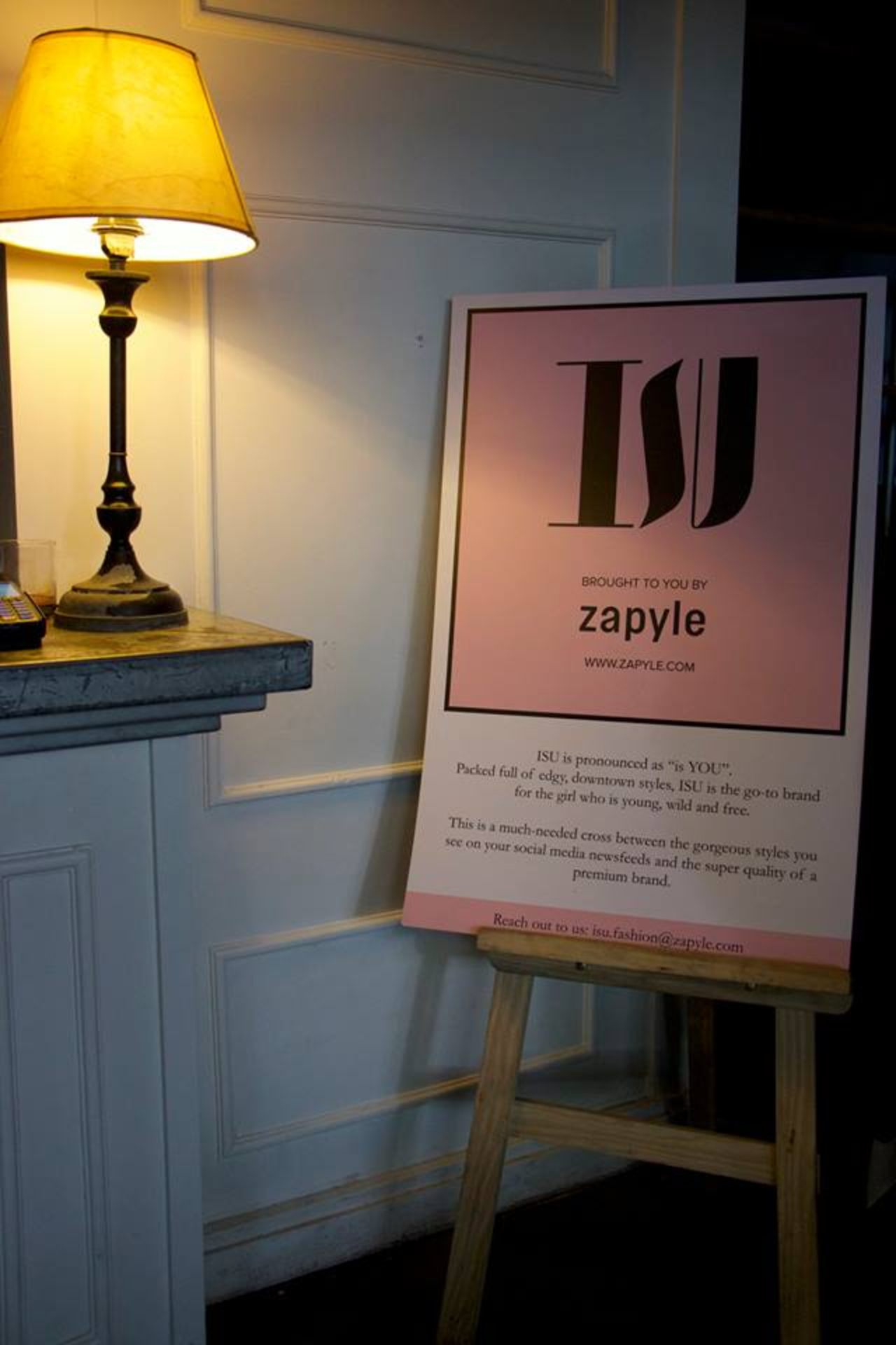 ZAPYLE Clothing Brand 'ISU' Launch + Top Picks from ISU Collection image