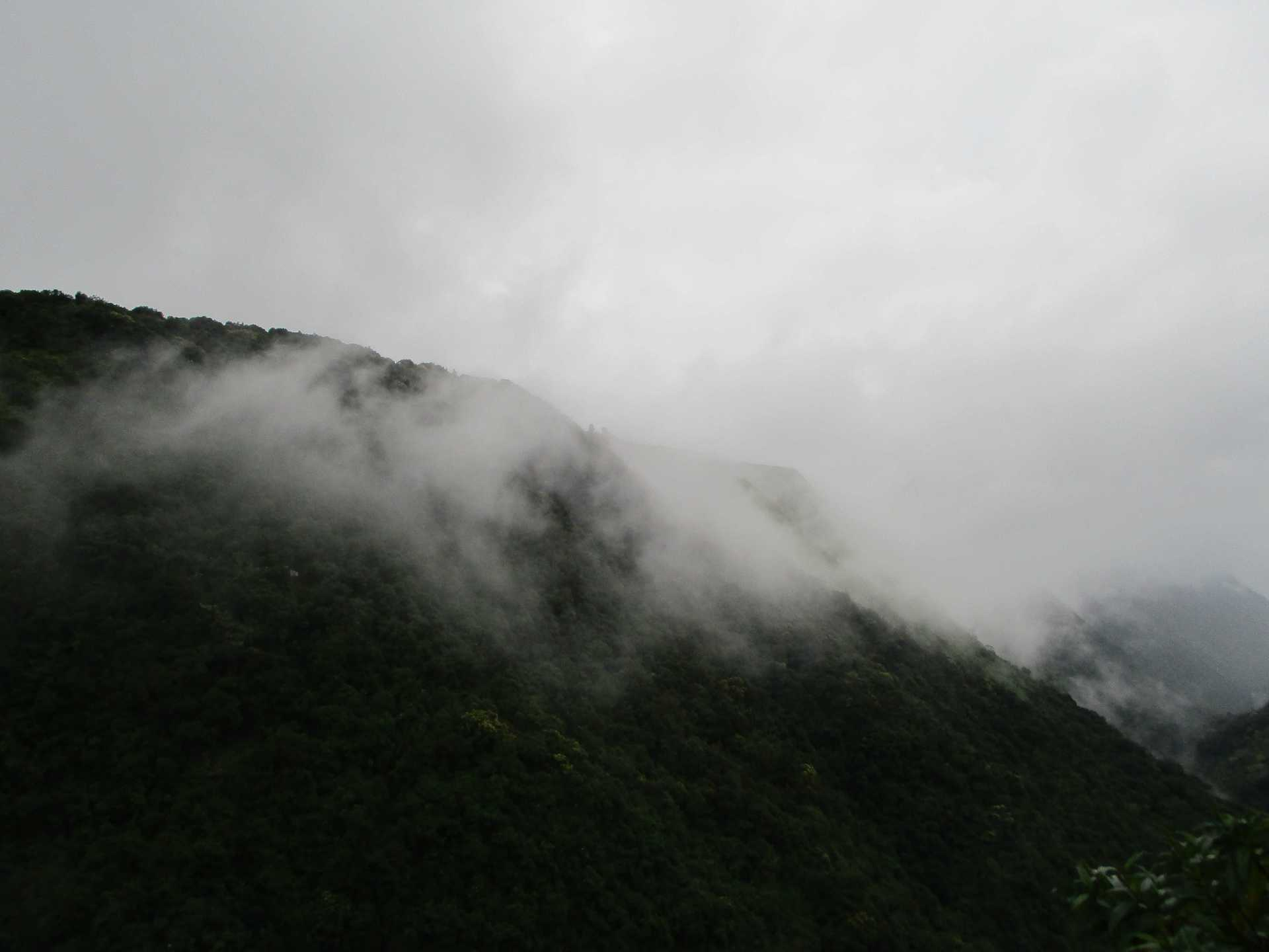 Meghalaya.... a misty mystery in North East India. image