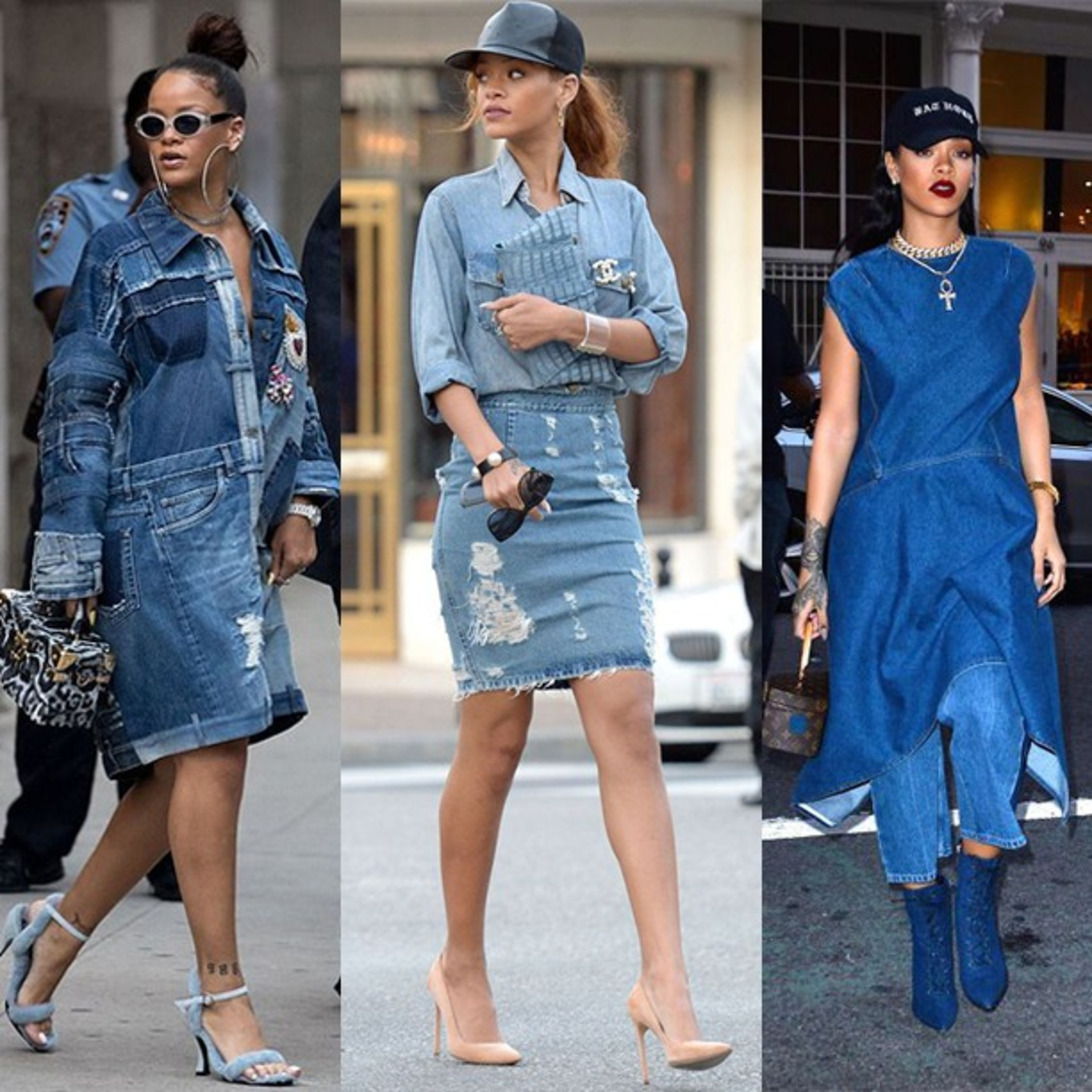 DENIM ON DENIM image
