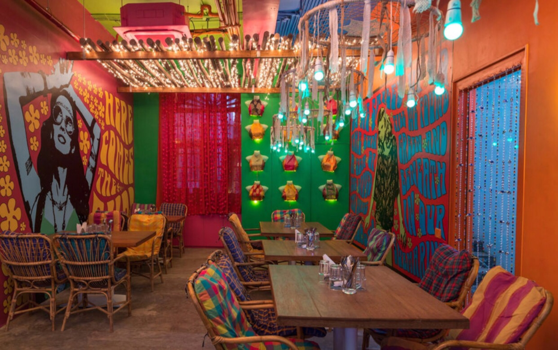 There's a Goan Themed Restaurant And It's Quite Amazing. image
