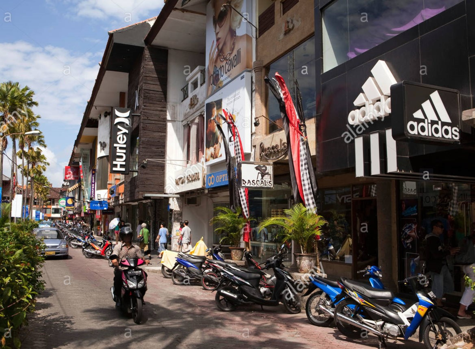 The Beautitude - indonesia-bali-kuta-square-shopping-complex-adidas-shop-BJ5XMN