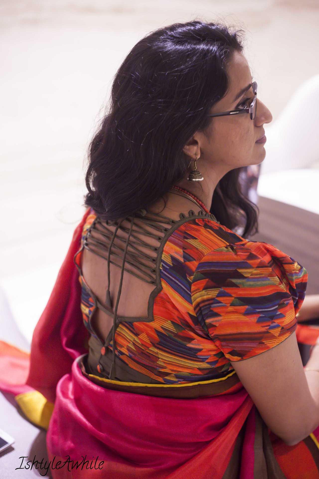 IshtyleAwhile - sari styling_by ishtyleawhile