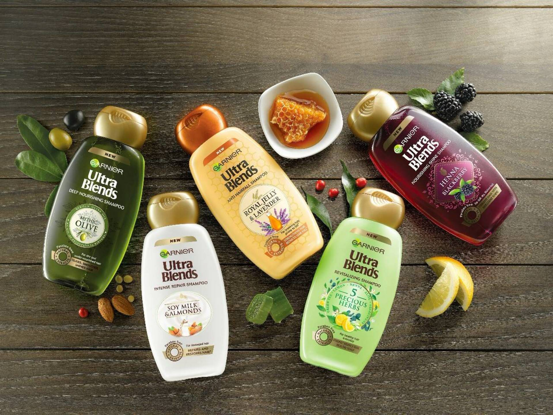 Garnier Ultra Blends image