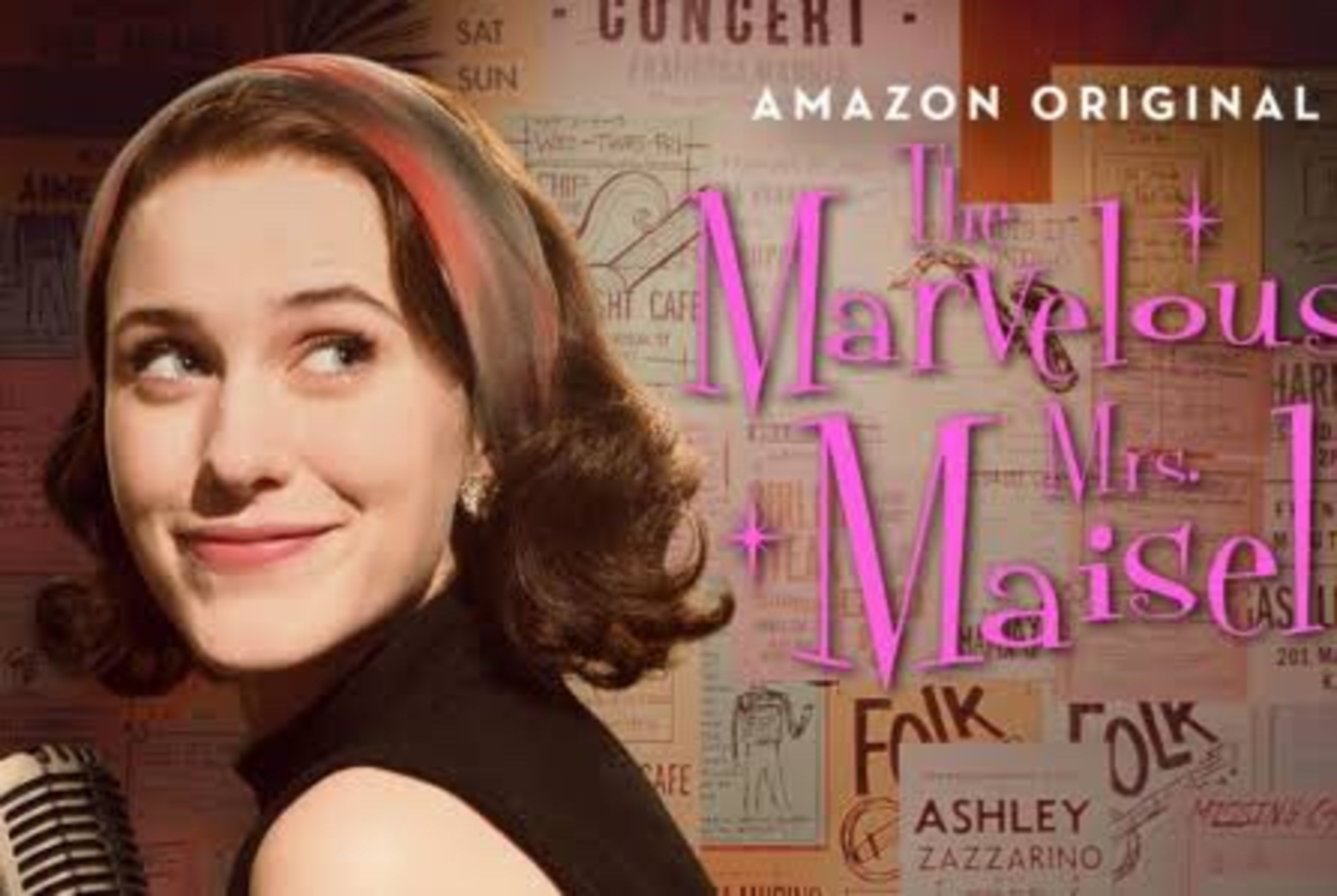 The Marvelous Mrs. Maisel- Review  image