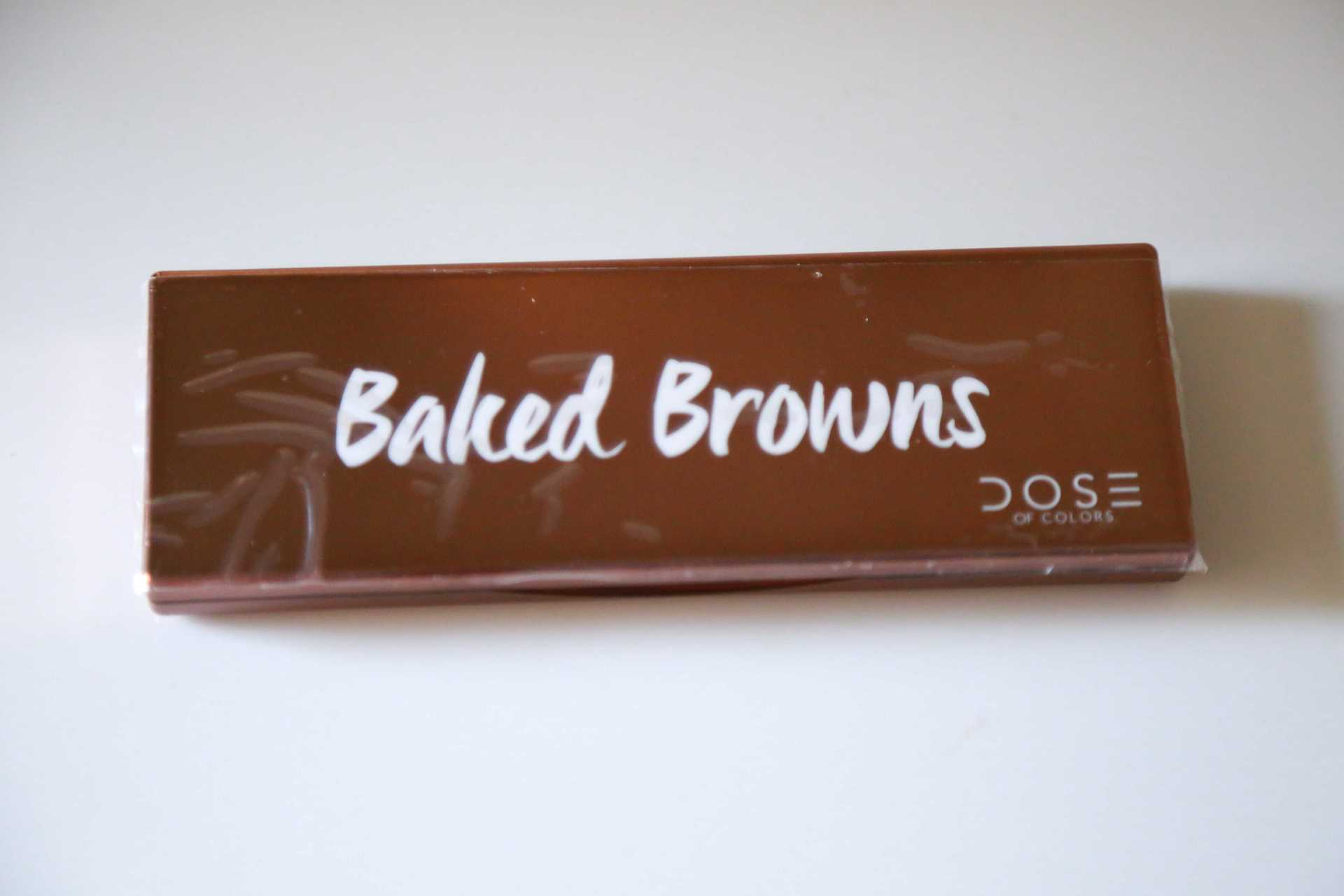 Dose of colors -Baked Browns image