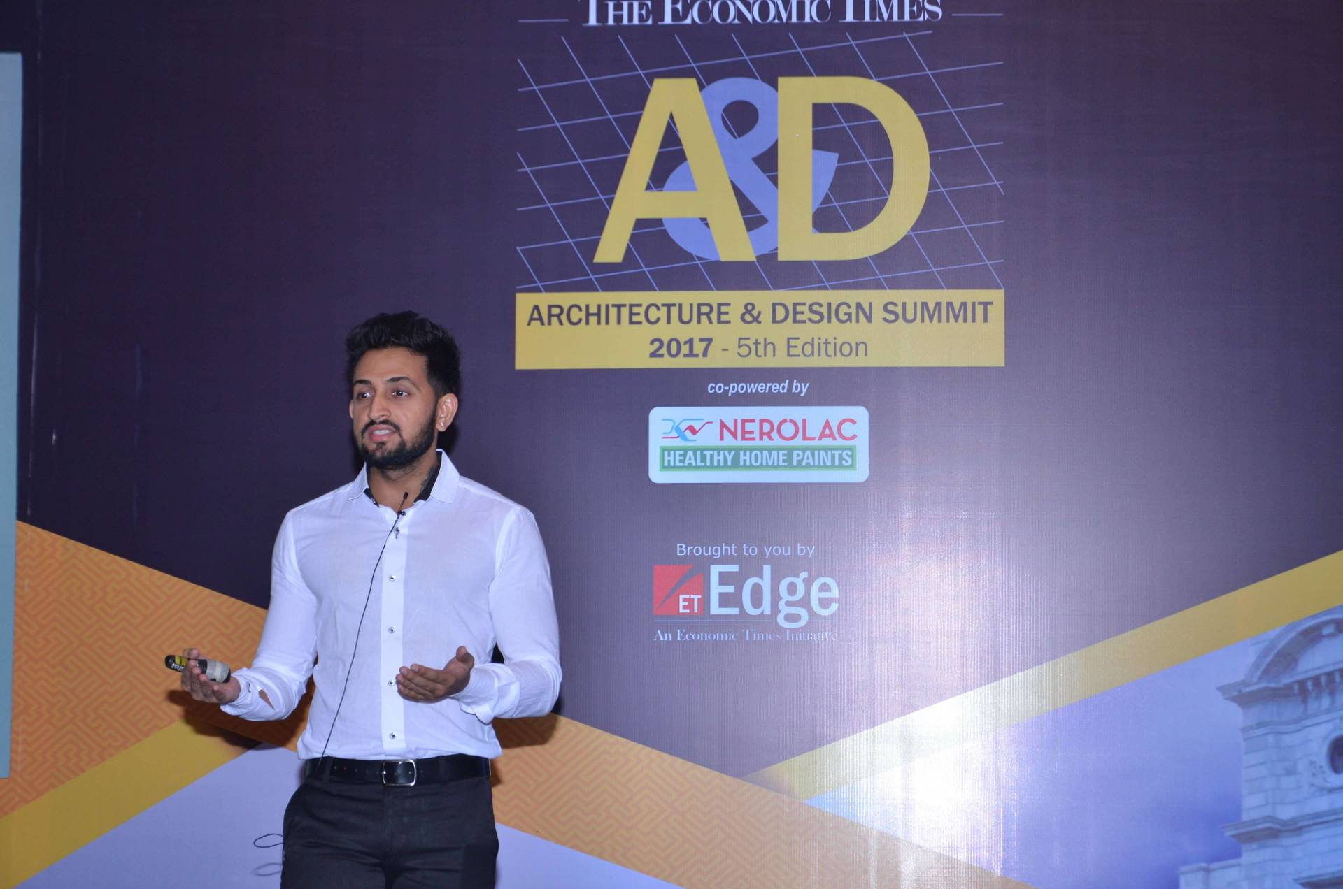 5th Edition of the Economic Times, Architecture and Design Summit  image