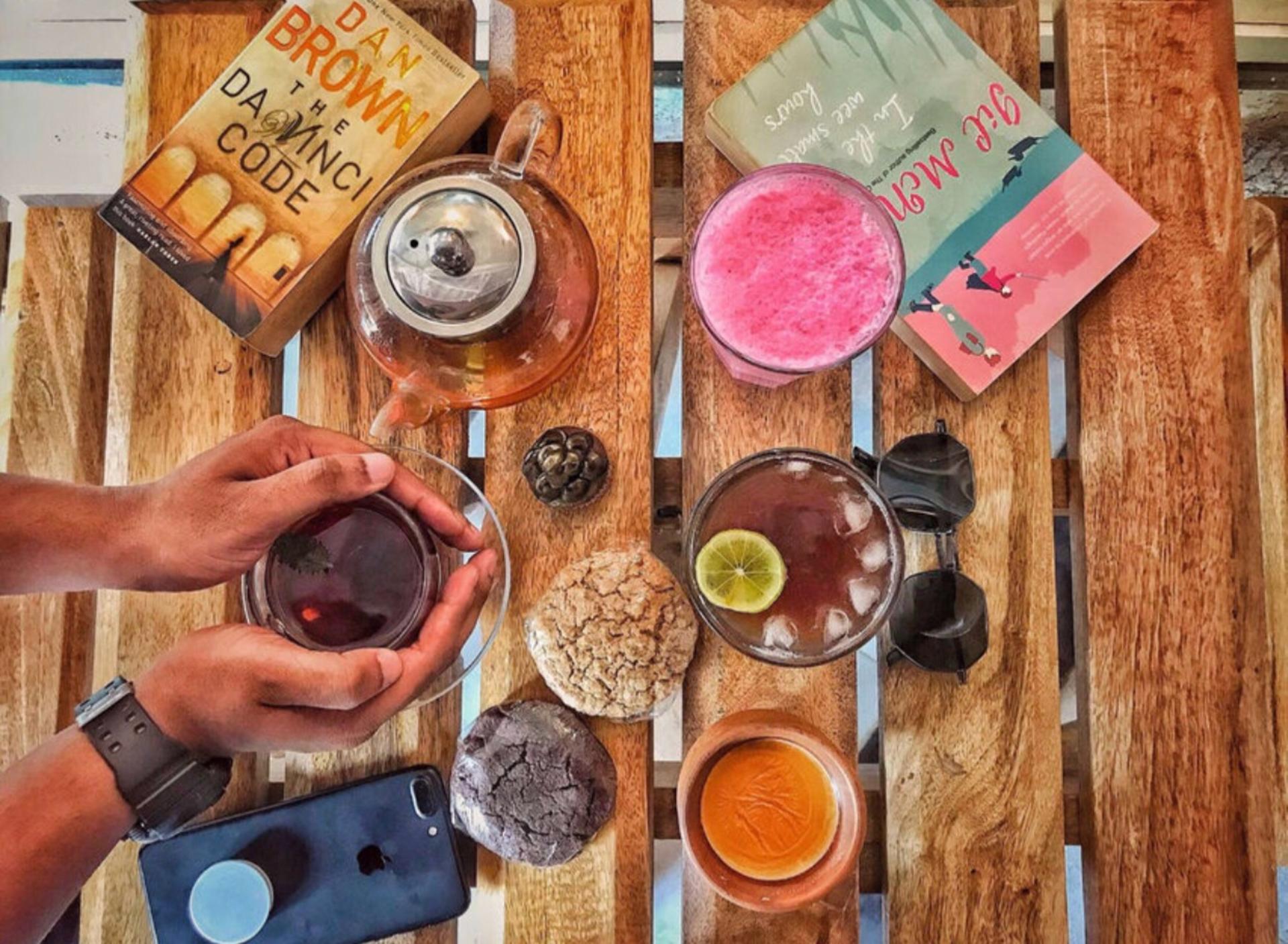 Top 5 Tea Places In Mumbai  image