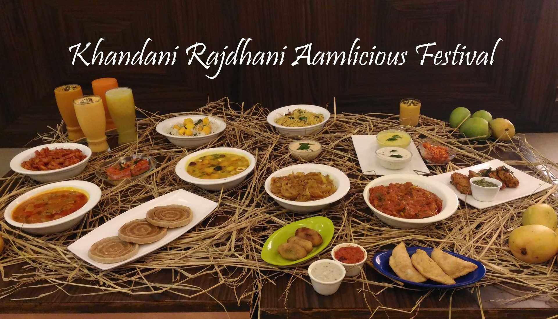 REVIEW: Aamlicious Festival, Rajdhani + Giveaway image