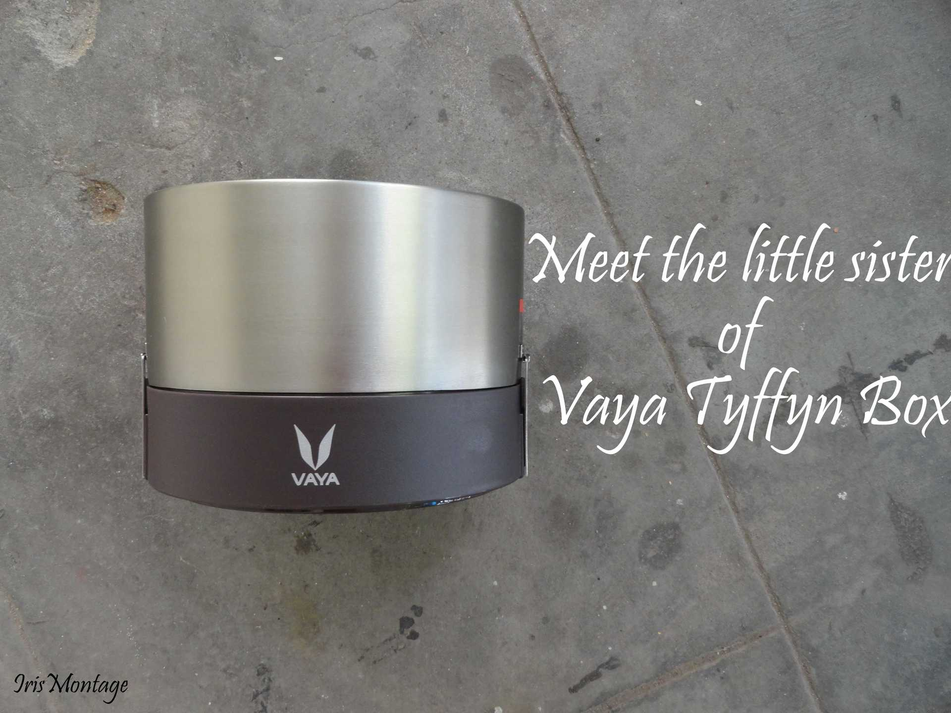 REVIEW: Vaya Tyffyn Box in 600ml image