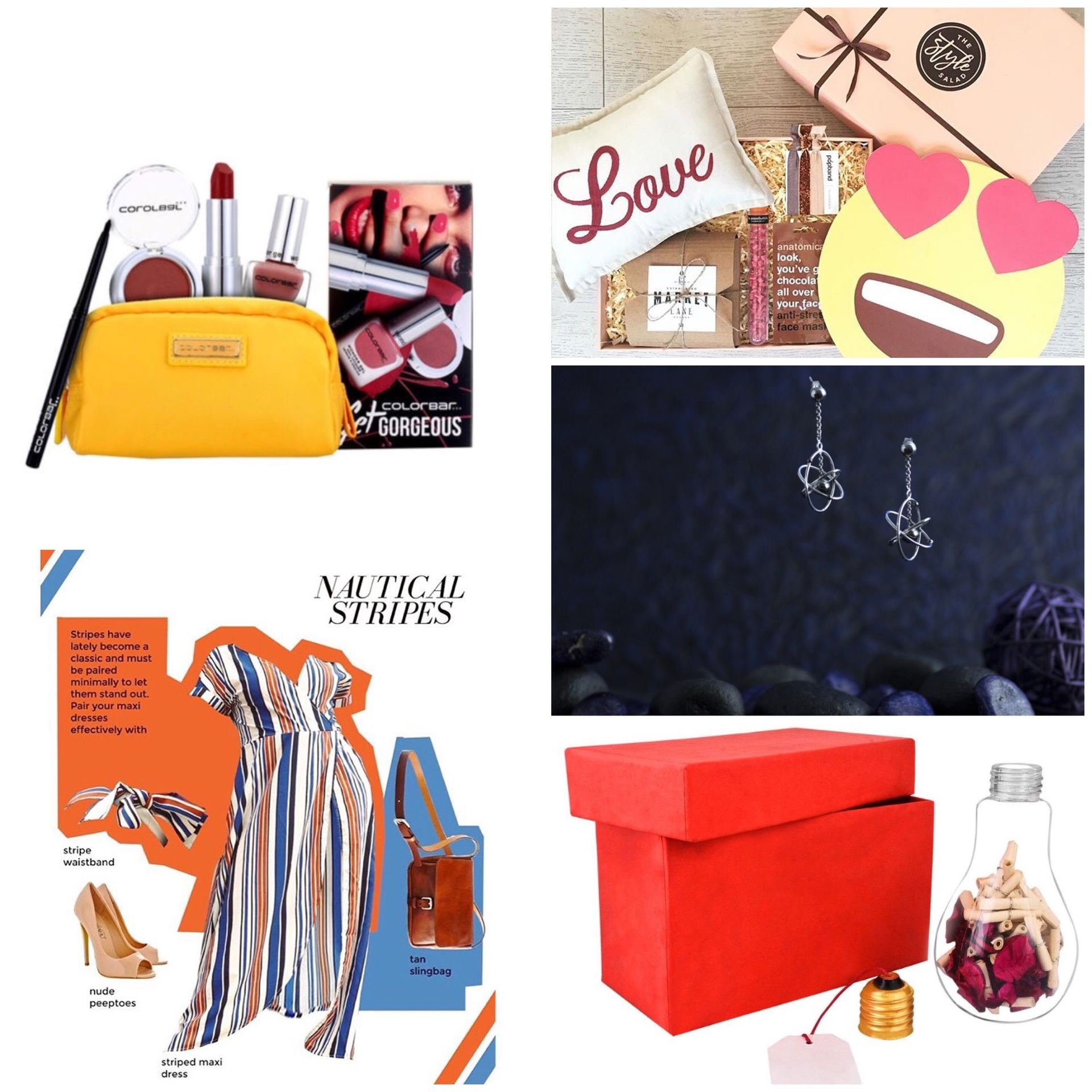 5 Unique & Innovative Gift Ideas For Valentine's Day Which Will Leave Her Impressed! image