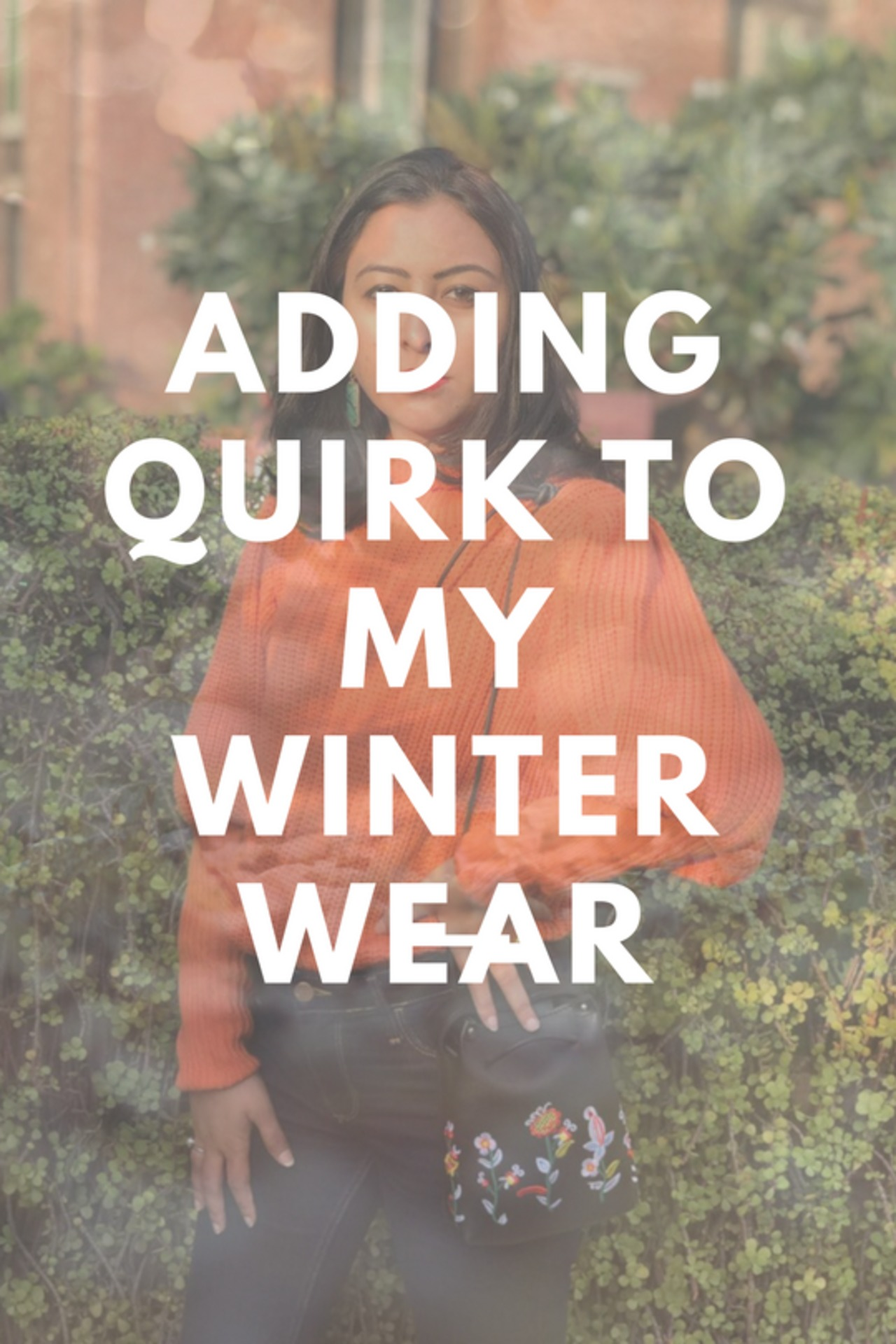 Adding Quirk to My Winter Wear image