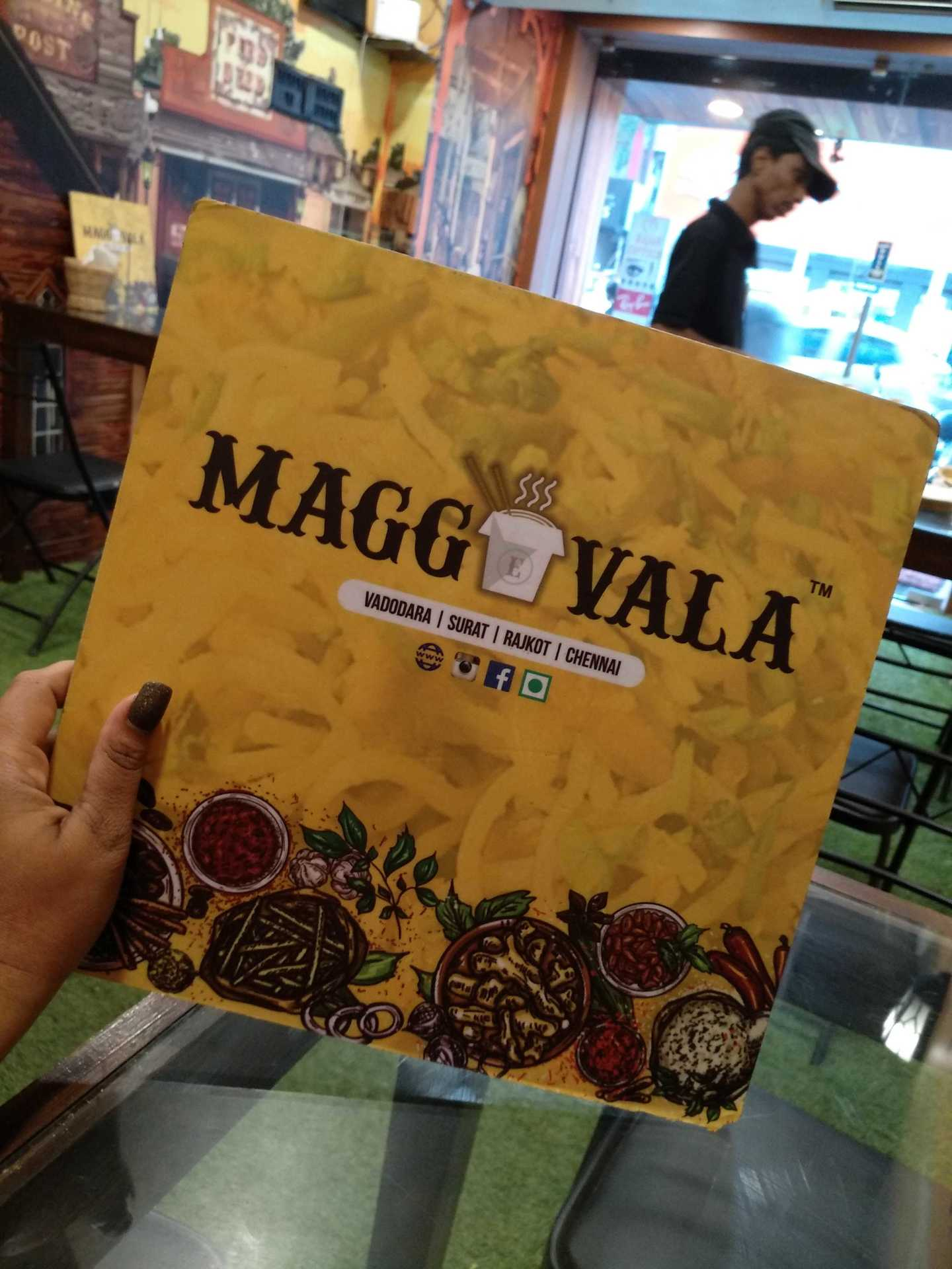 Maggevala- Chennai  image