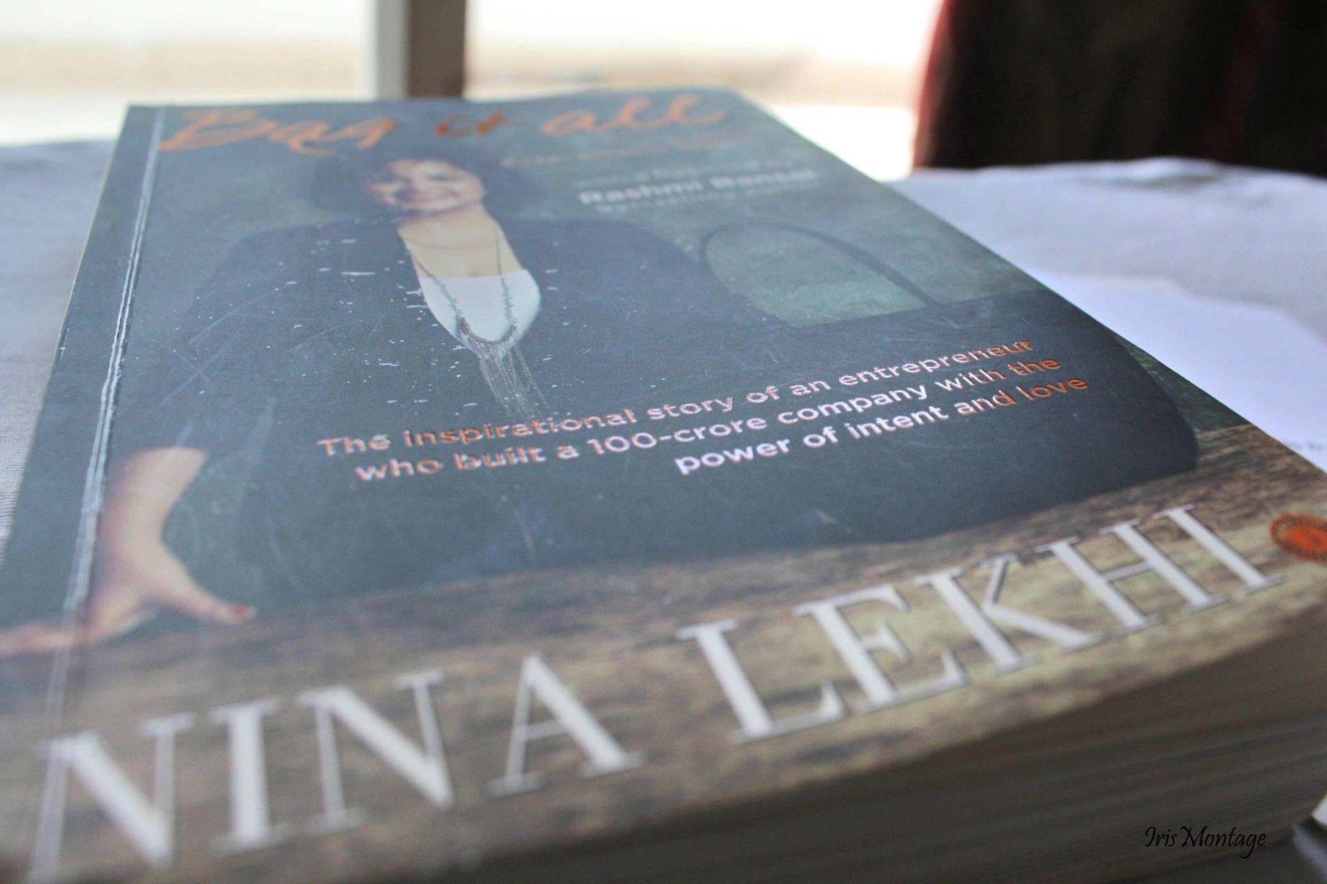 IrisMontage - Bag it all Nina Lekhi