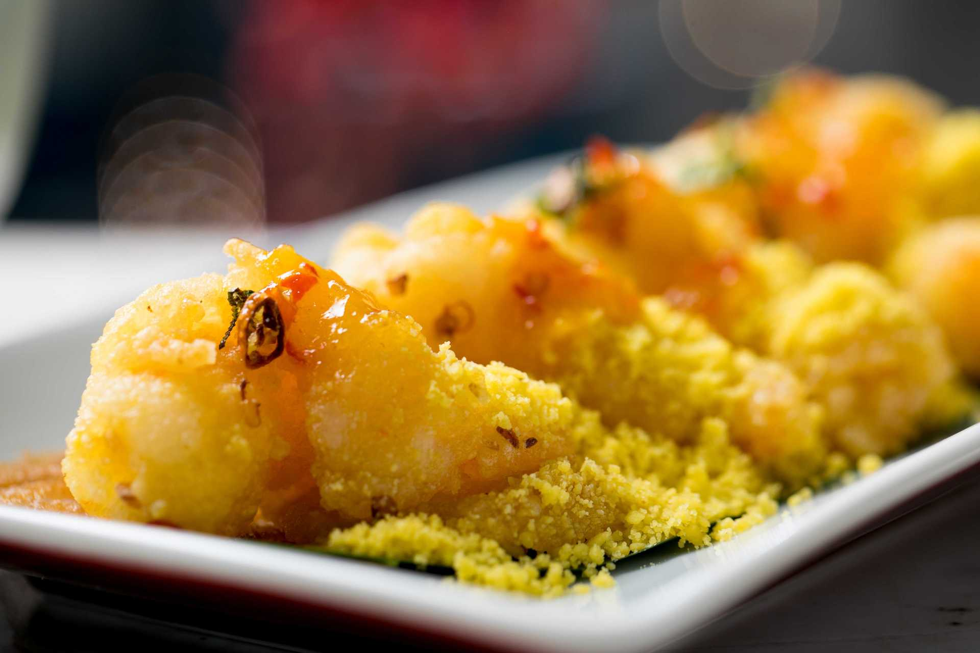 All Things Sassy - Golden fortune prawn in lime sauce 6