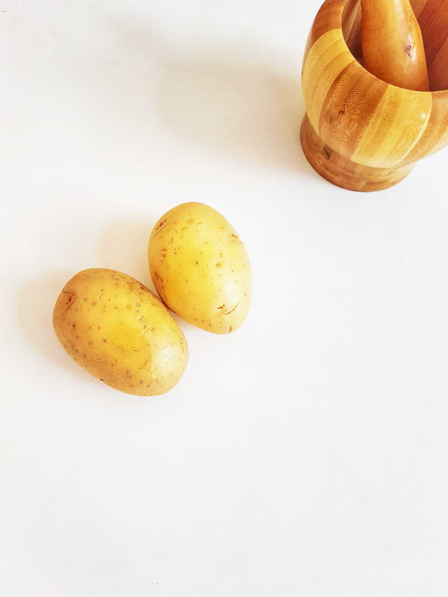 Potato for skin-care?! image