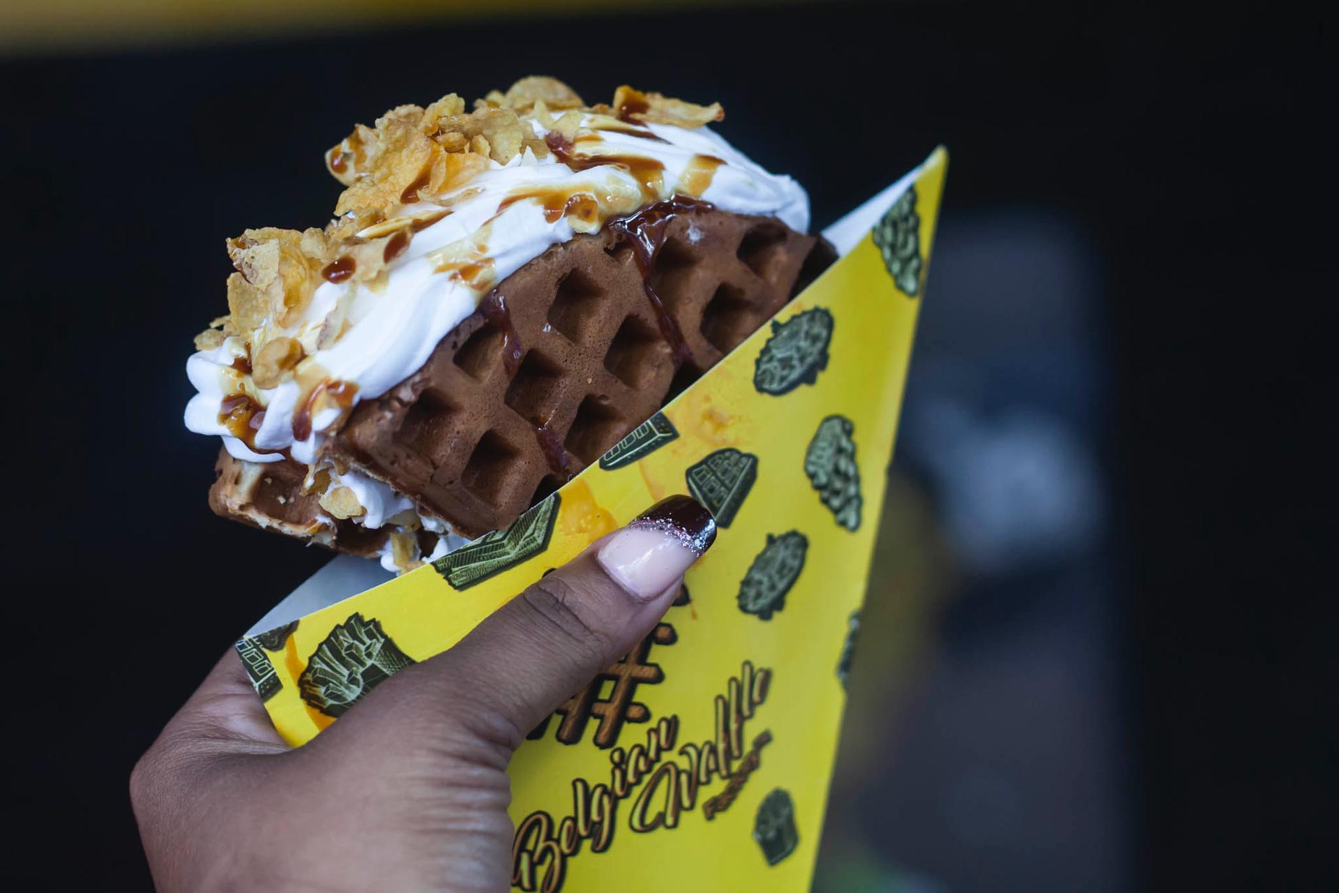 Purnis Food Blog - waffle-10