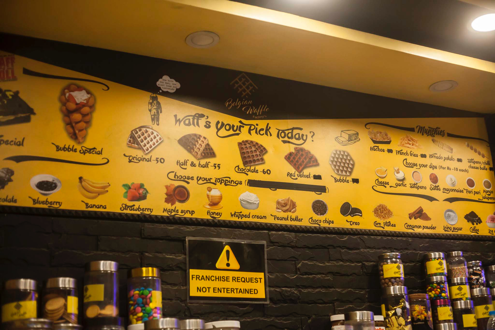 Purnis Food Blog - waffle-36