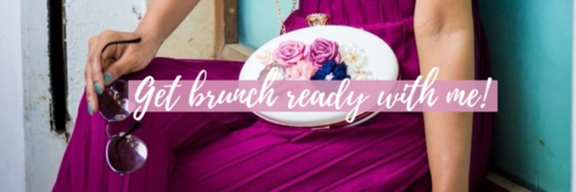 Summer 2018 - Get Brunch Ready with me! image