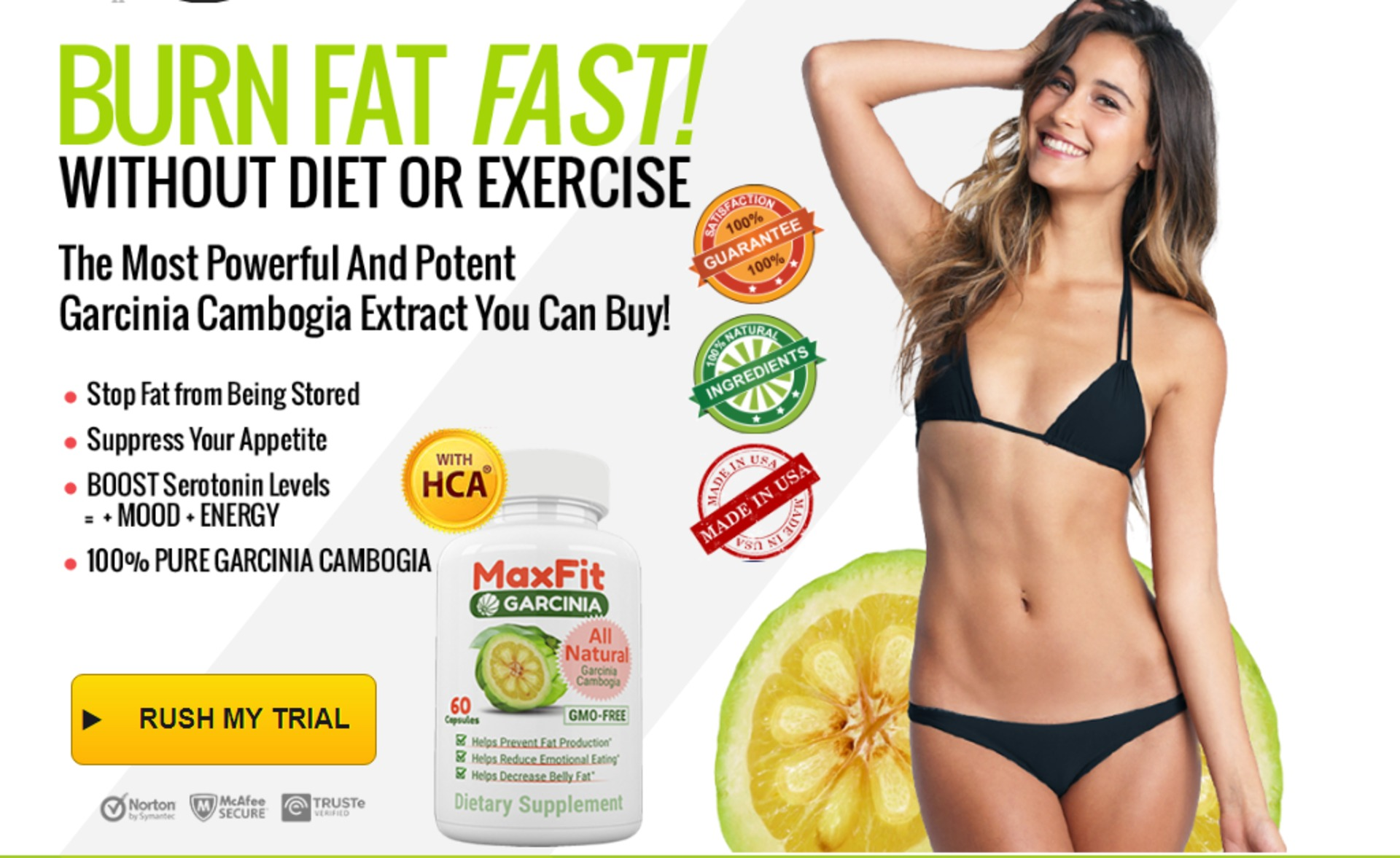 MaxFit Garcinia Supplement: Is This Worth Investing? image