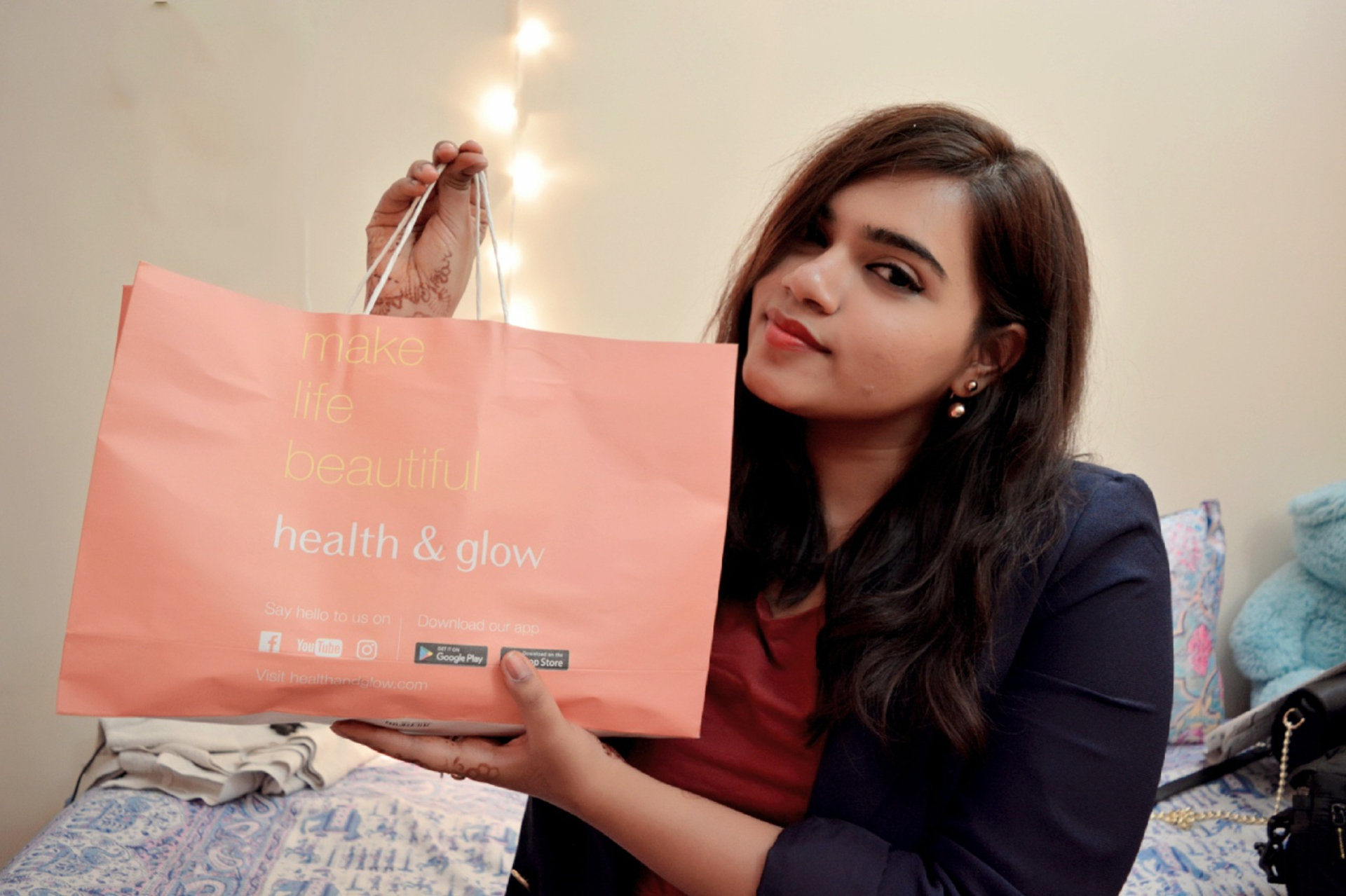 Health & Glow Beauty Haul image