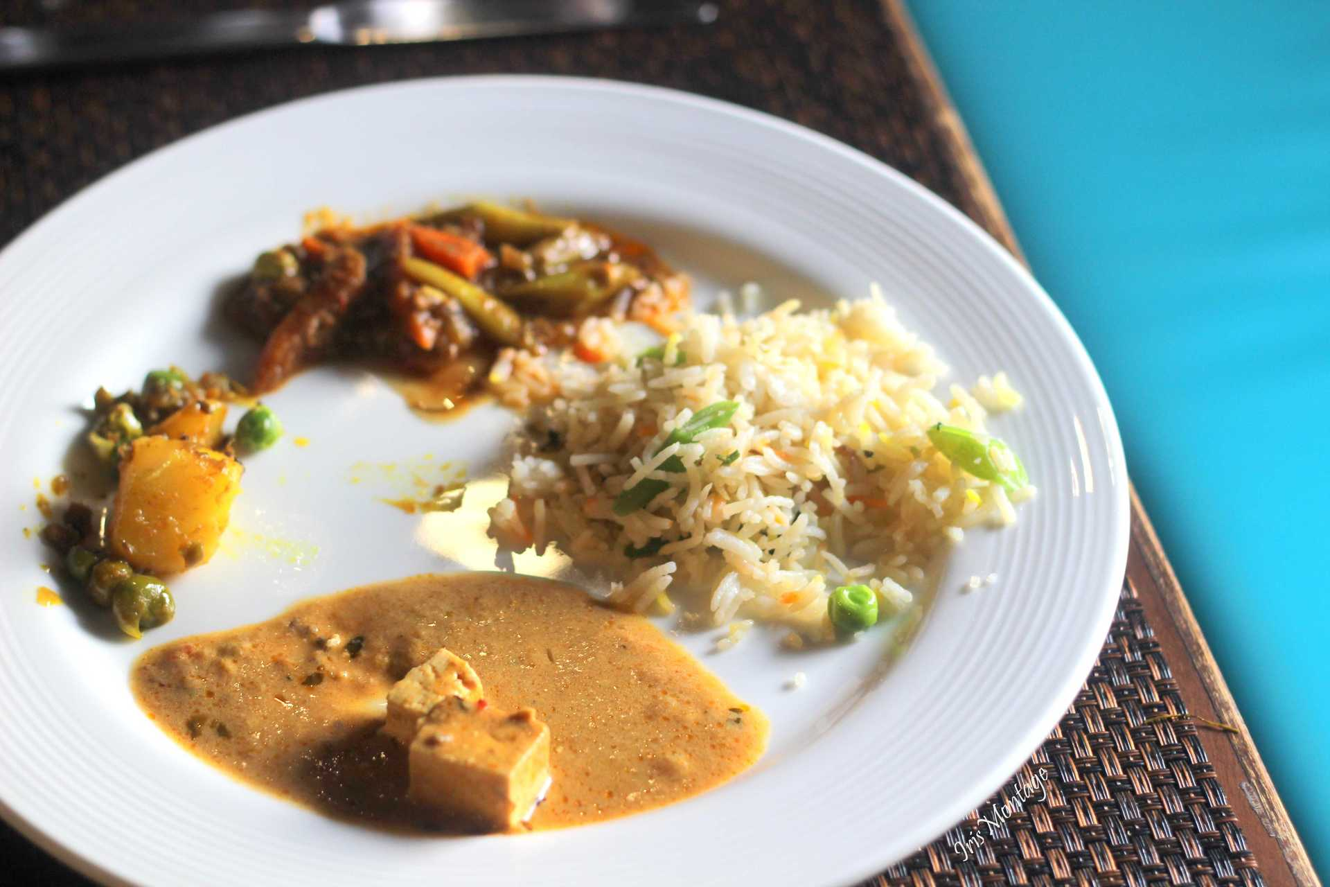 IrisMontage - 27 culinary street chennai review