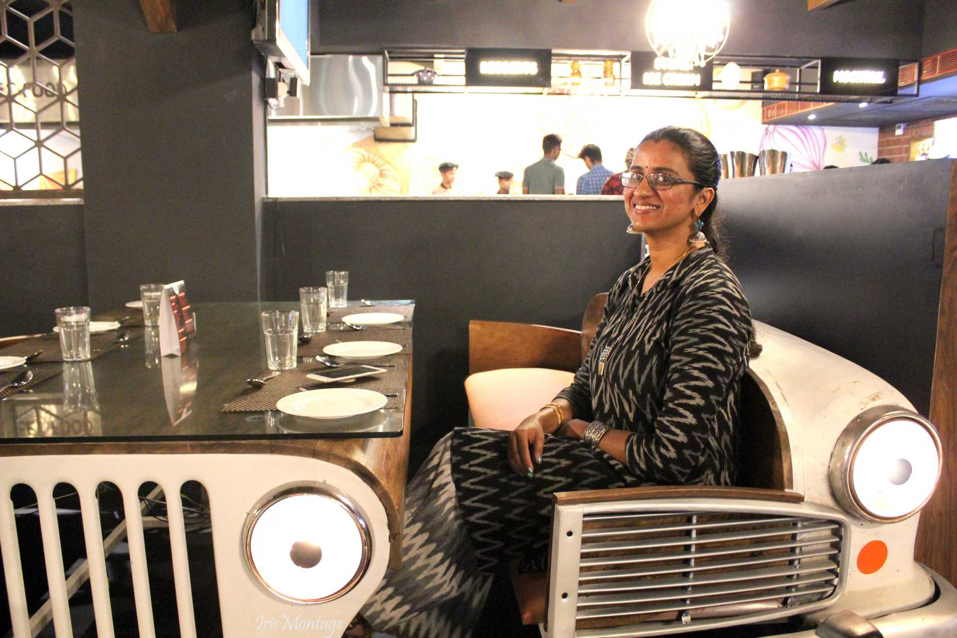 IrisMontage - 27 culinary street_chennai review