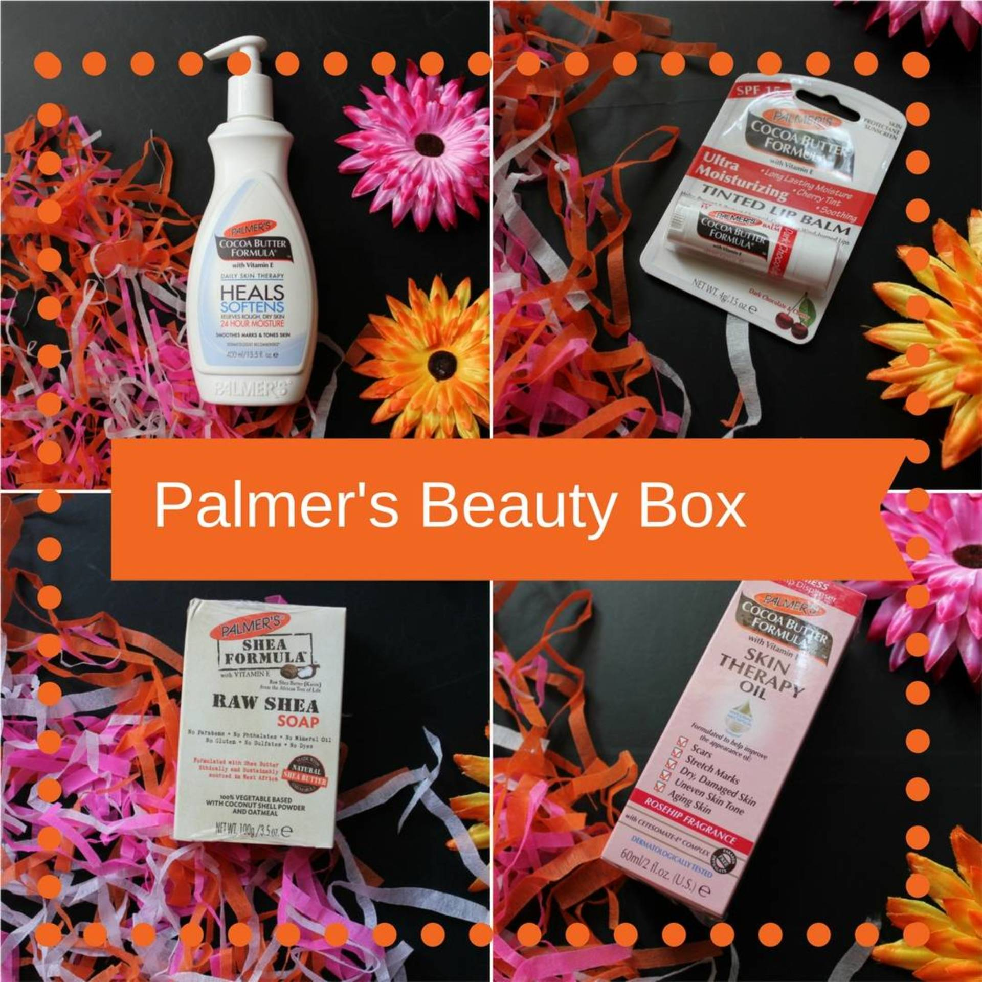 Palmers Beauty Box image