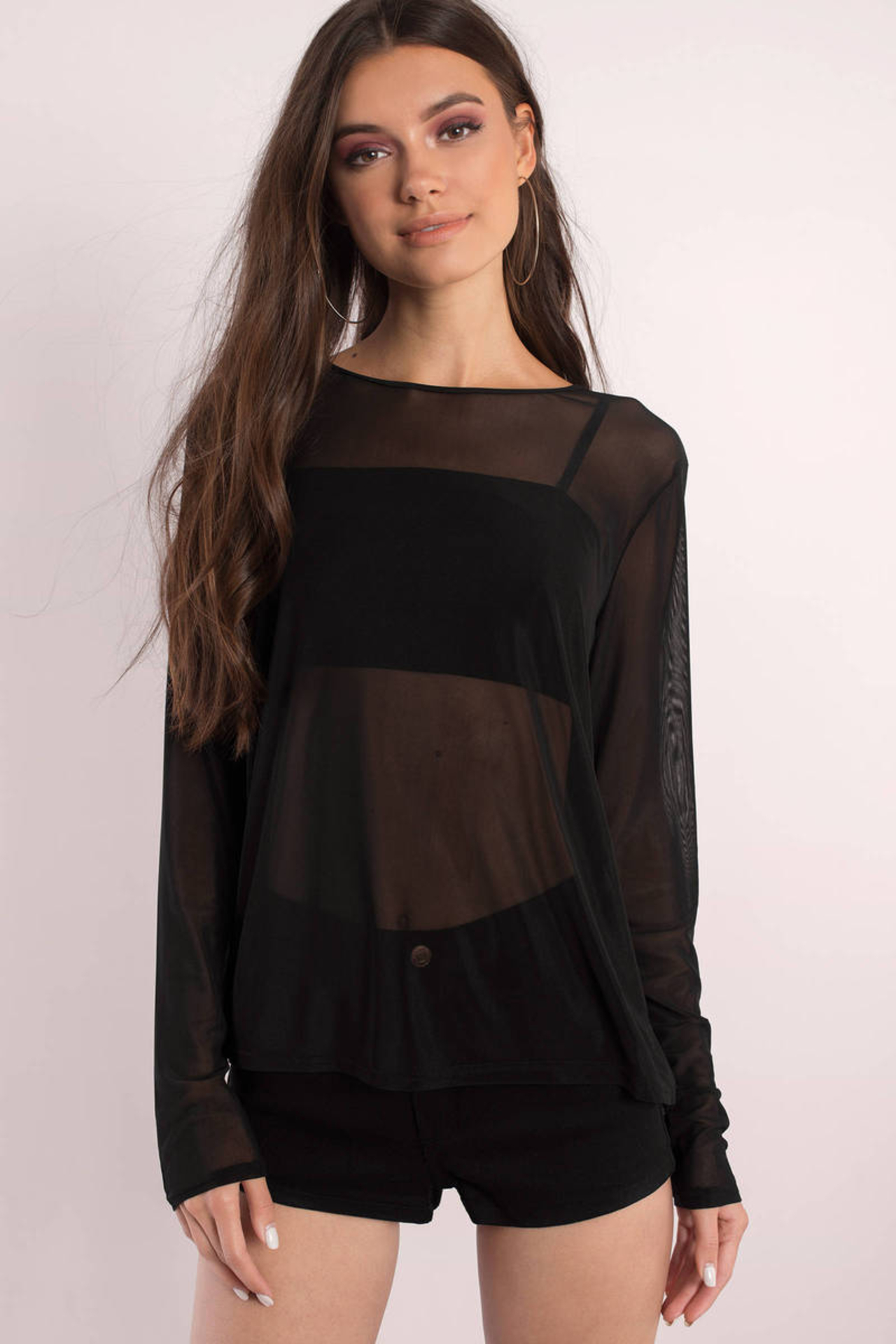 Mesh Top is the Latest Trend image