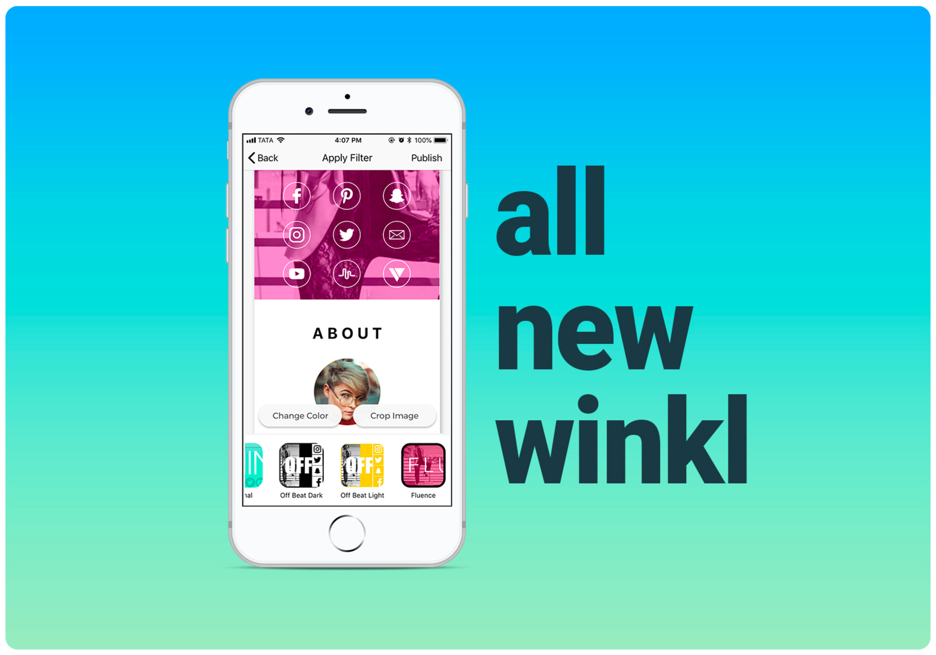 The all new Winkl is here image
