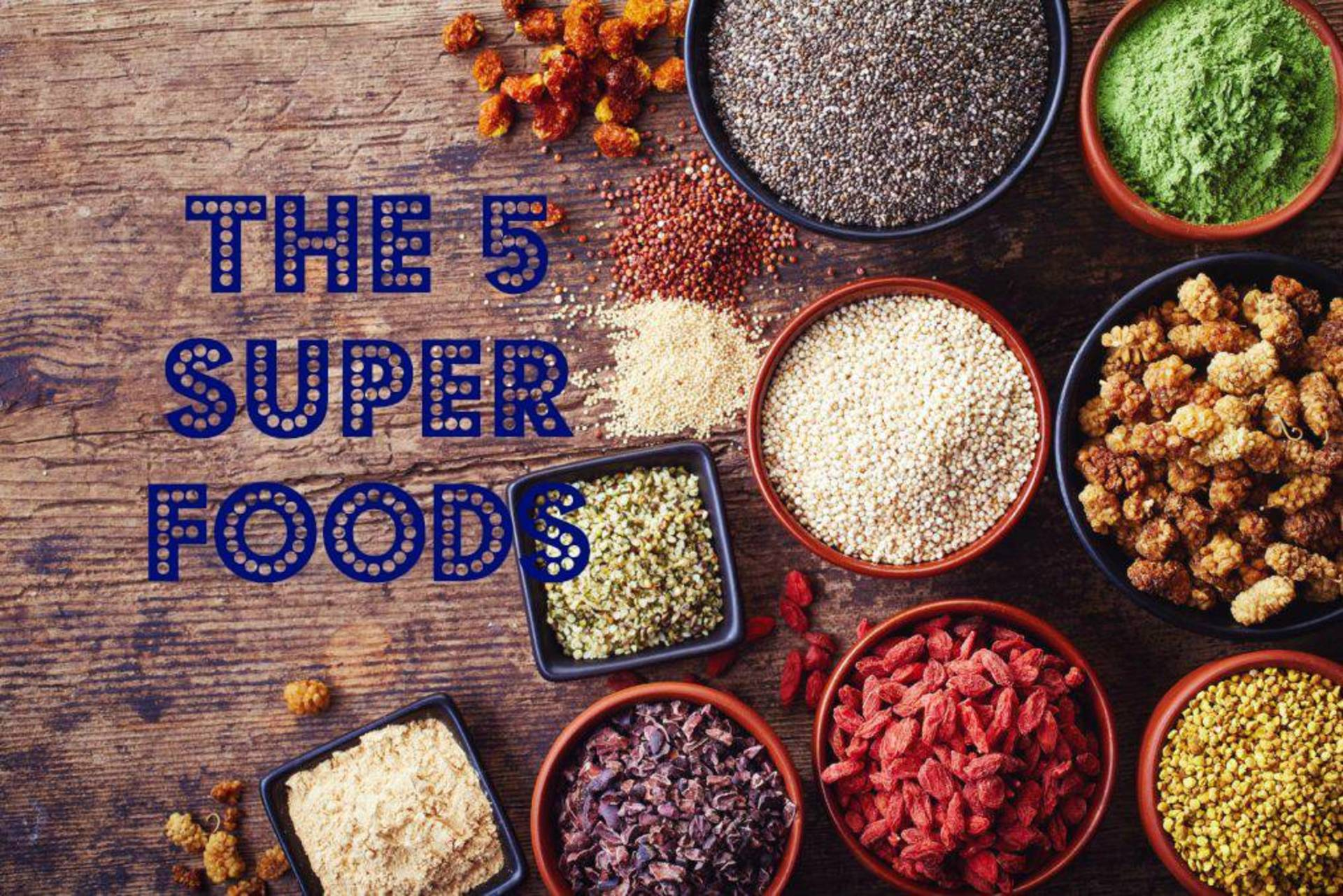 The 5 Super Foods For Superb Skin image