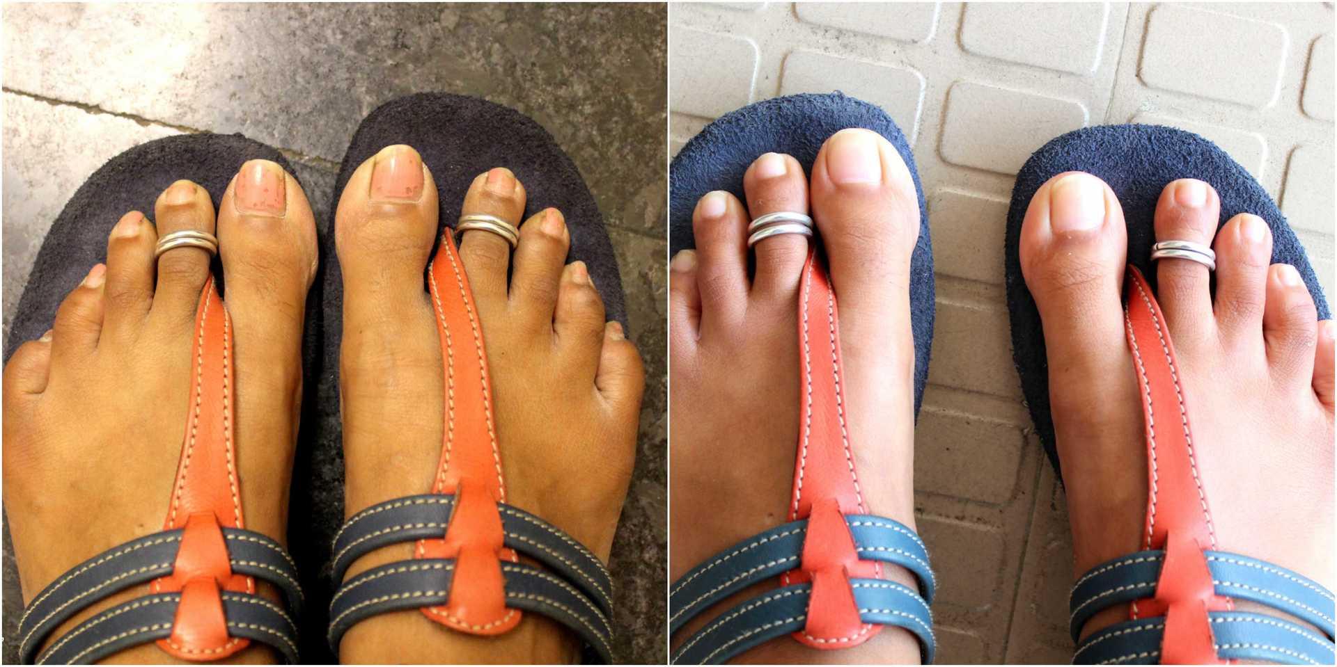 IshtyleAwhile - Pedicure Eleganz Salon Chennai