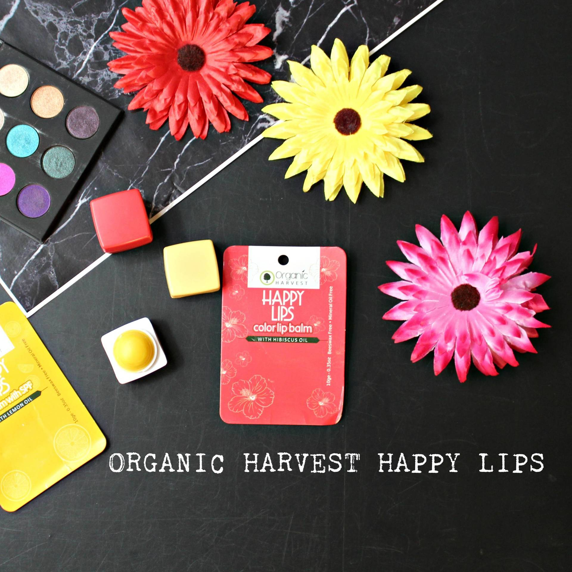 Organic Harvest Happy Lips Review image
