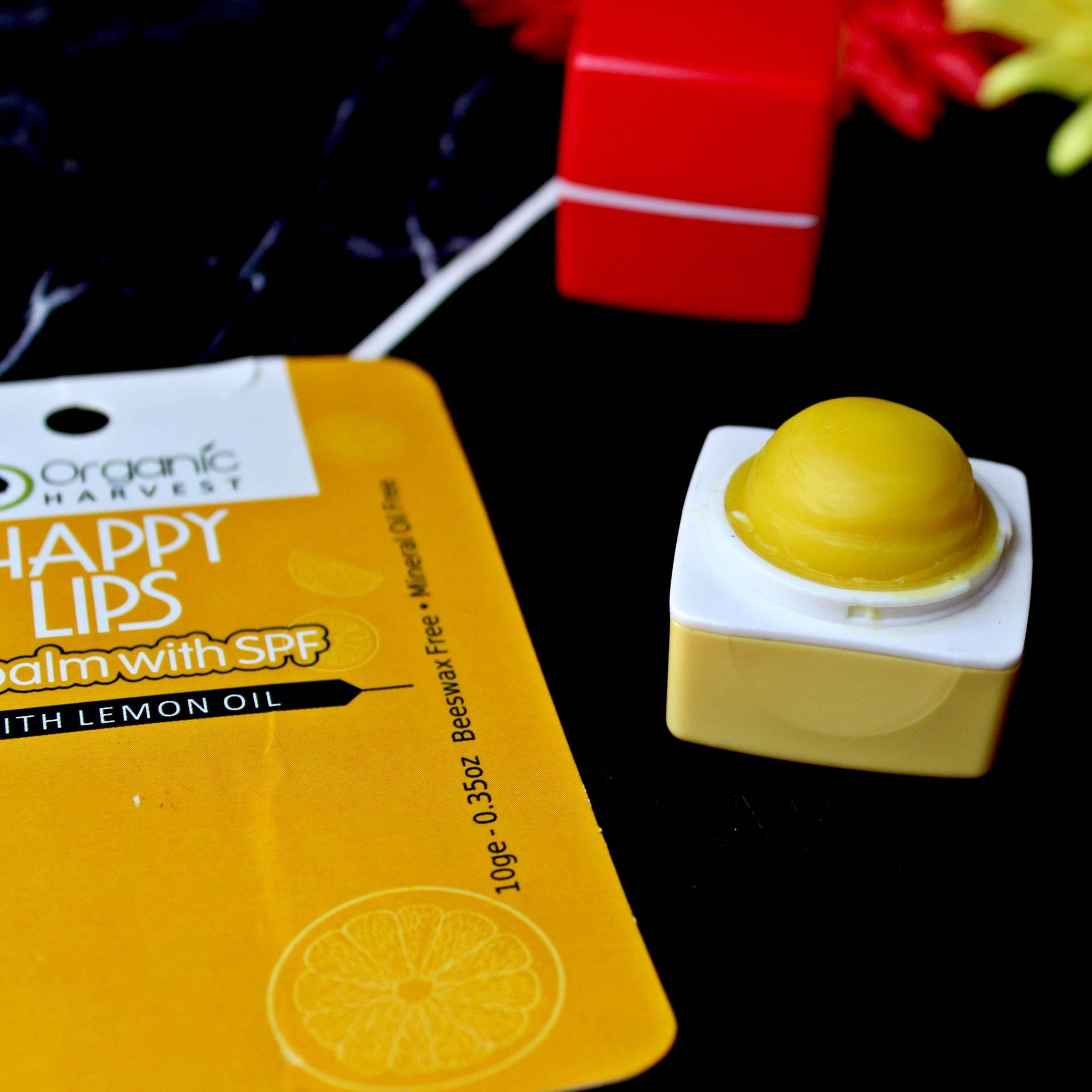 IshtyleAwhile - Organic Harvest Happy Lips_Lip Balm