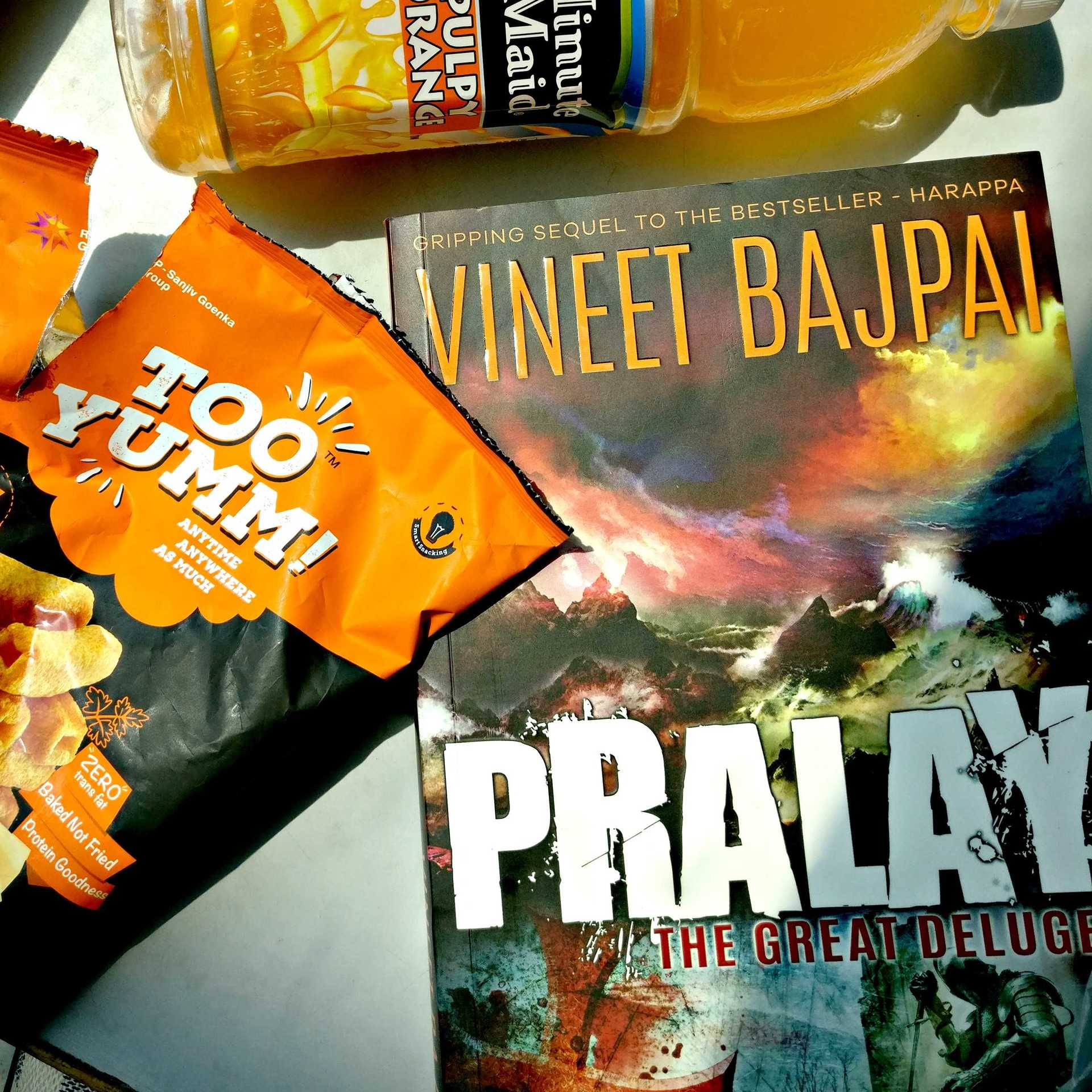 Pralay, The Great Deluge by Vineet Bajpai  image