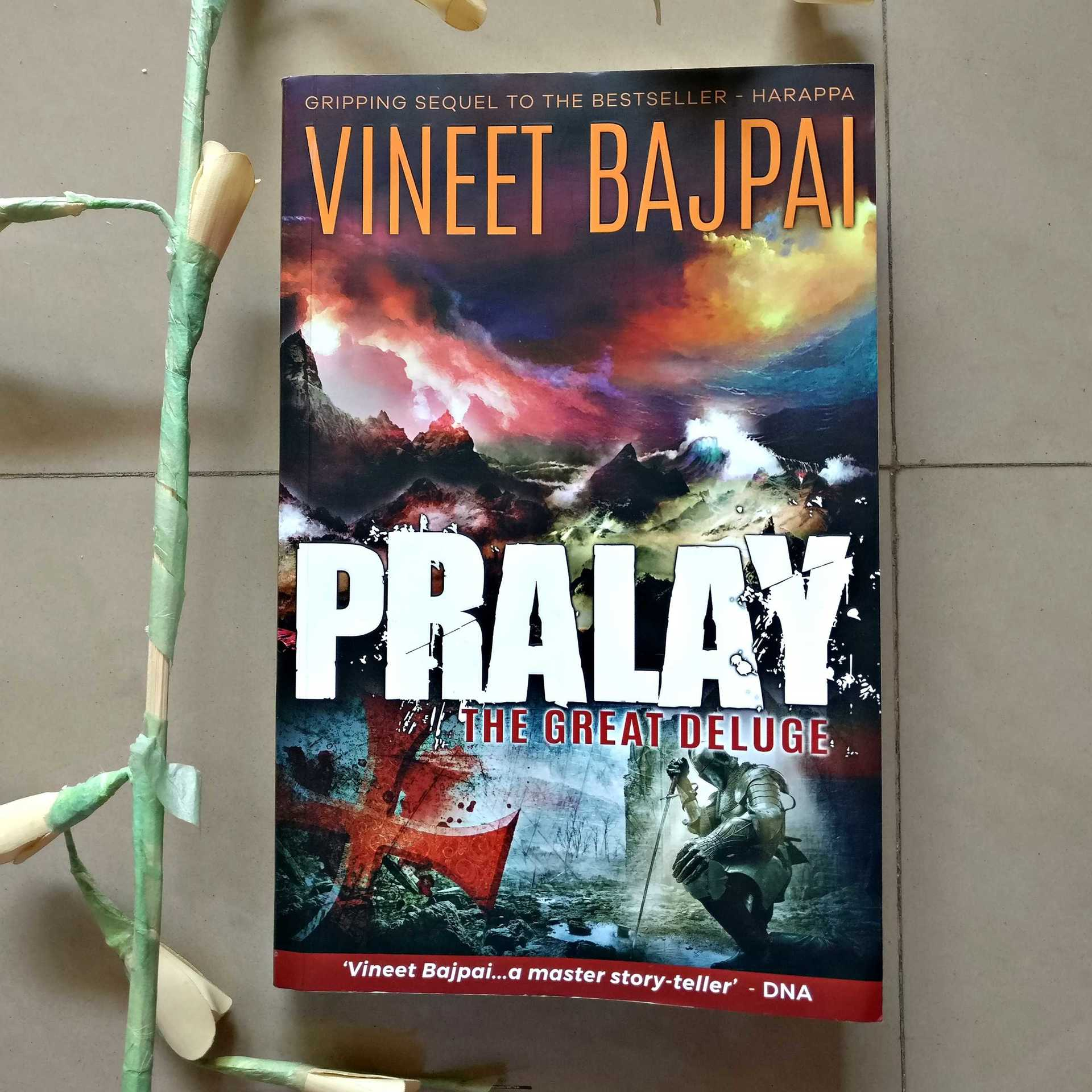 IrisMontage - Vineet Bajpai Pralay The great deluge