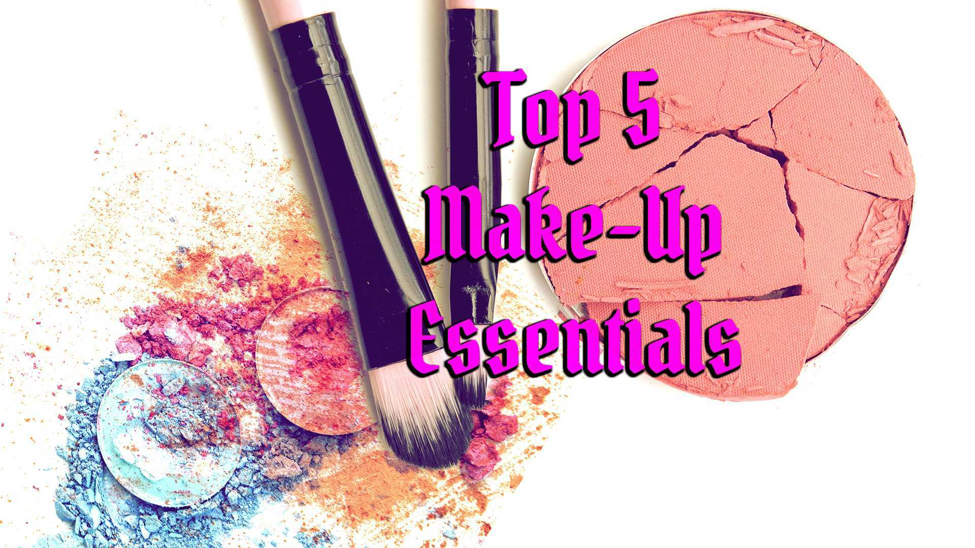 The Top 5 Makeup Essentials Every Girl Must Own image