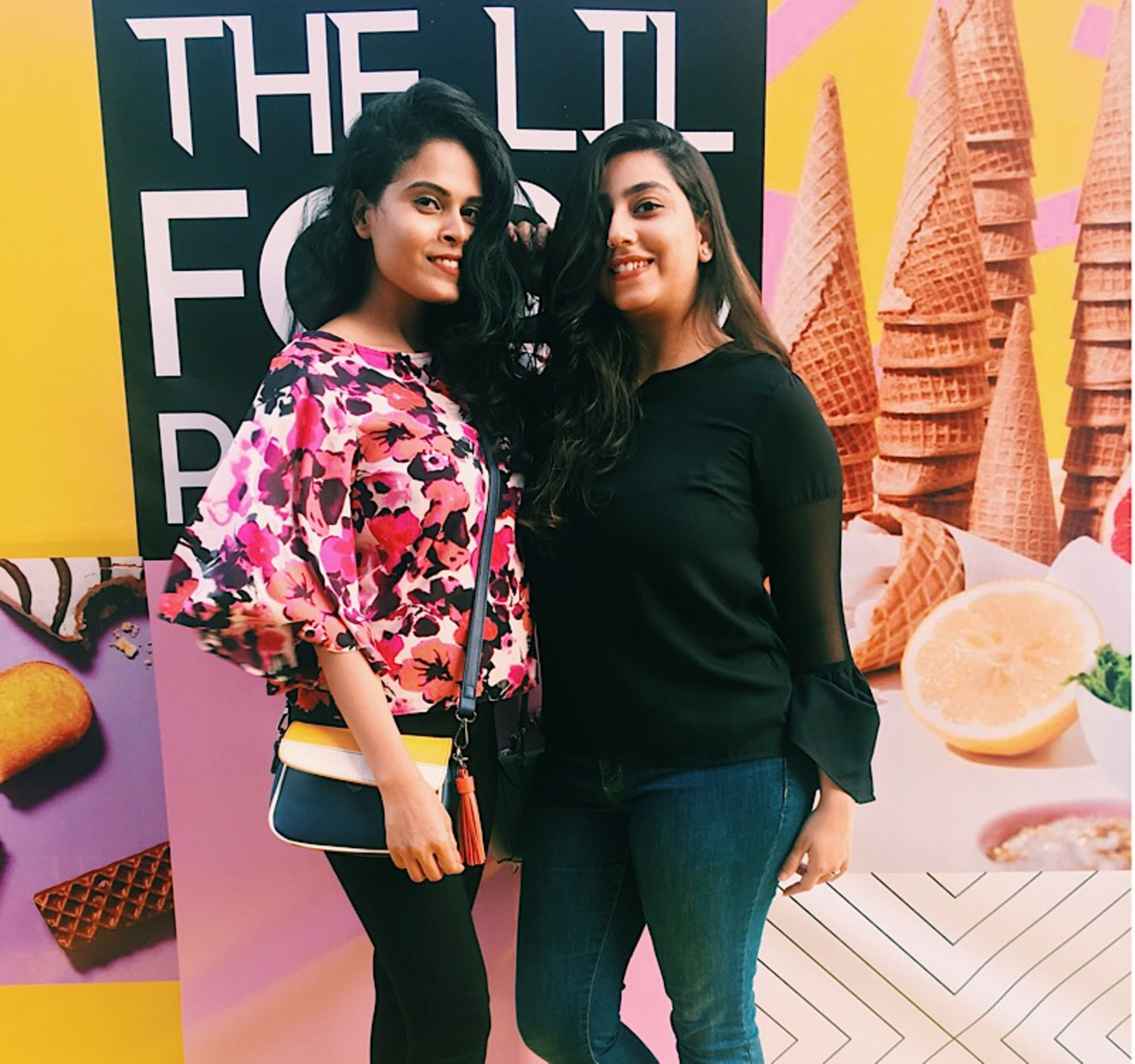 I Attended The Lil Flea For The First Time at Jio Garden, Mumbai! image