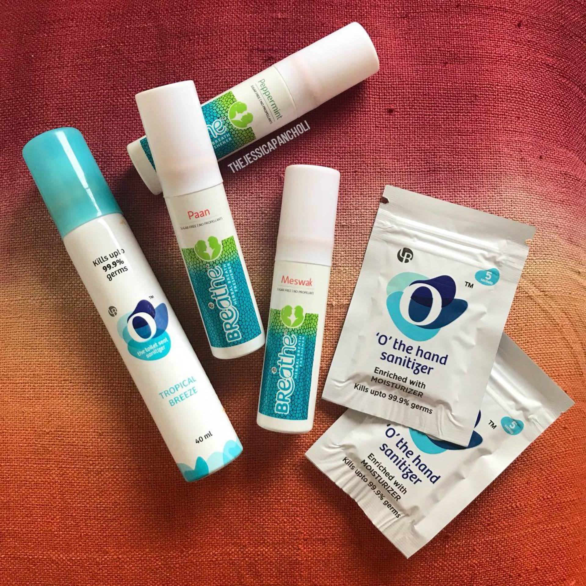 O Sanitizers // Review image