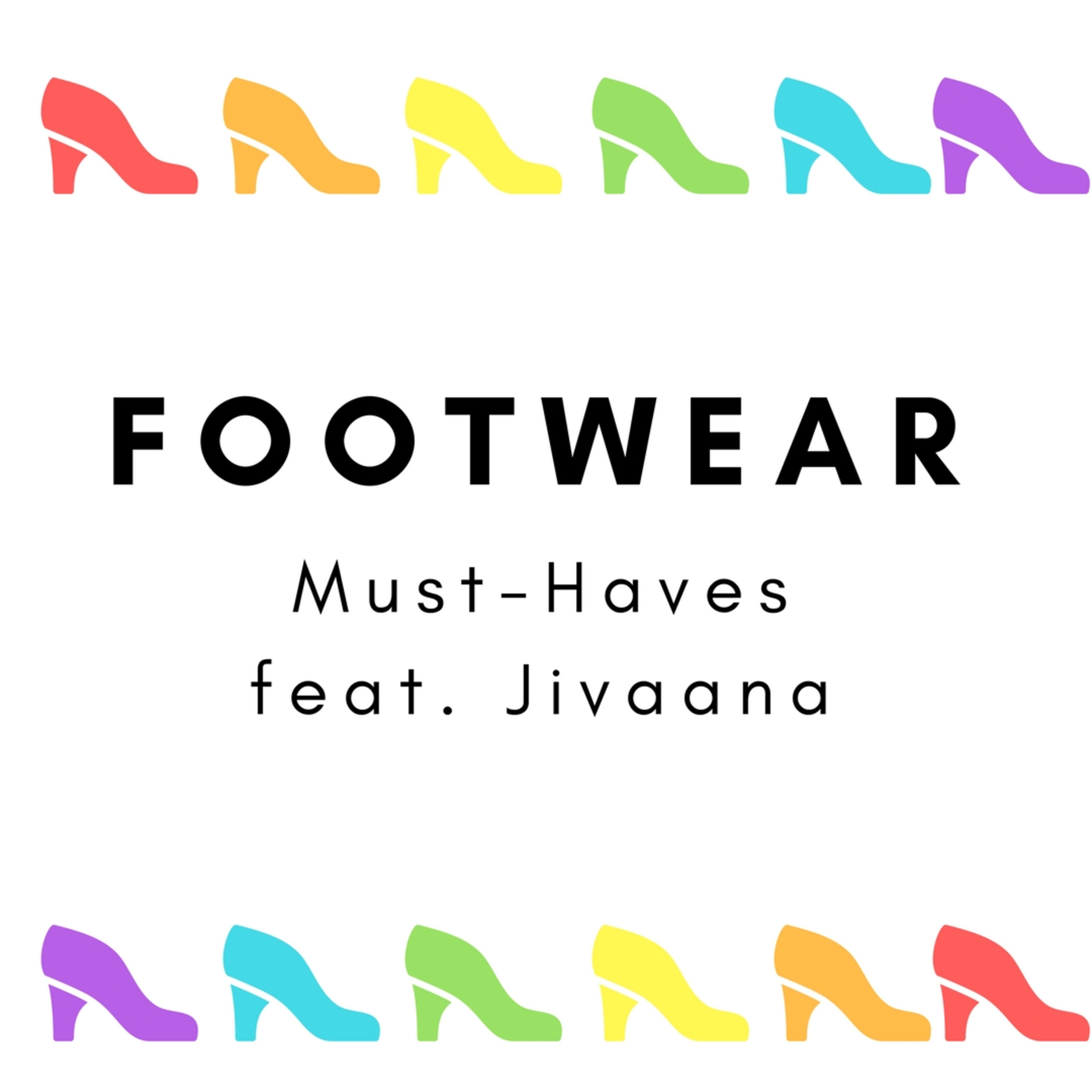 Footwear Must-Haves featuring Jivaana.com image