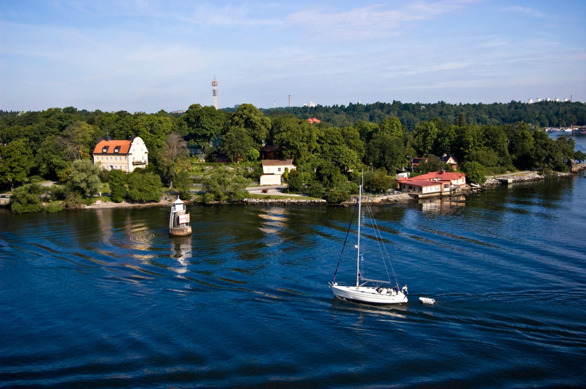 The Dramatic Diva  - stockholm-archipelago