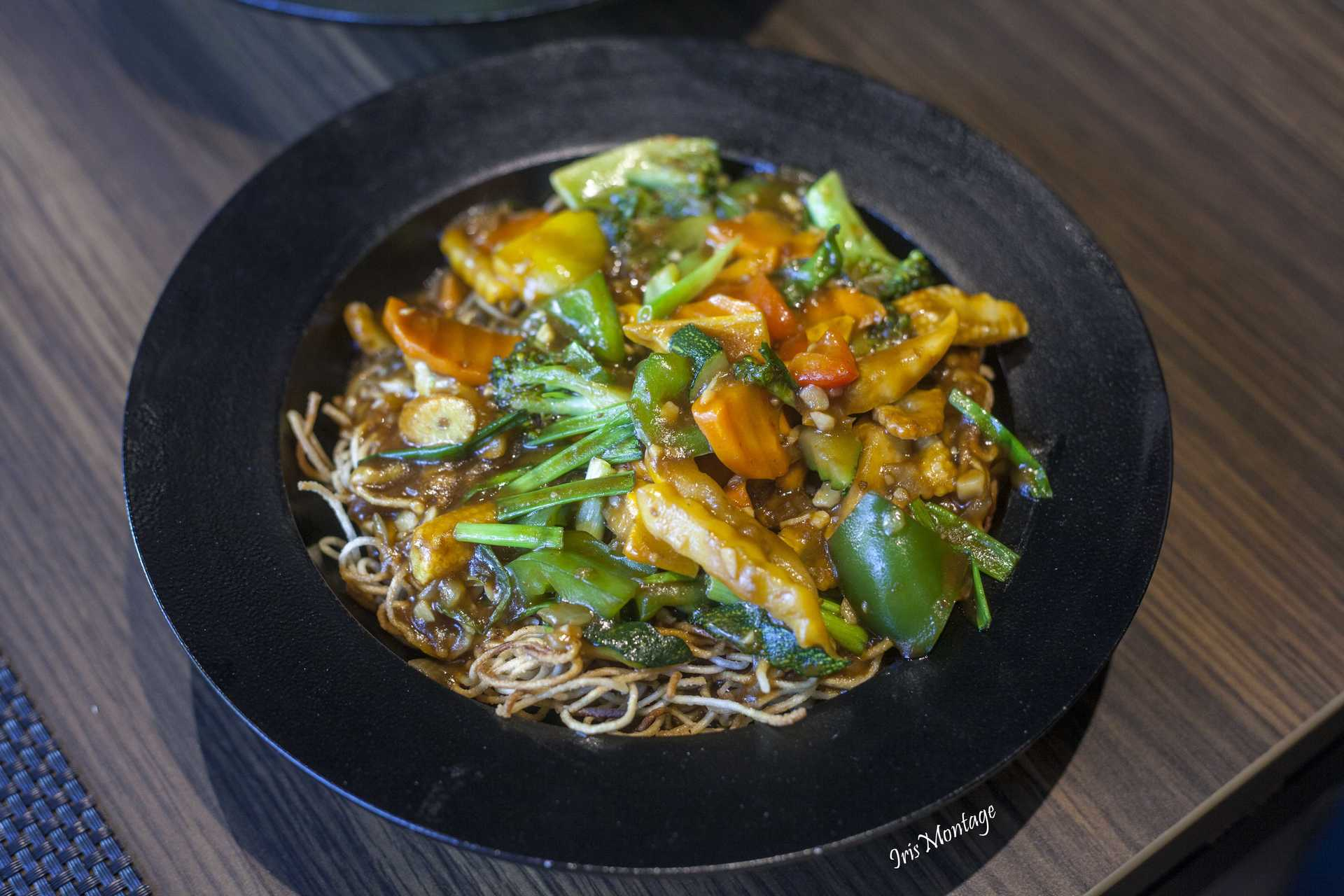 IrisMontage - Asian Aroma Chennai_menu review
