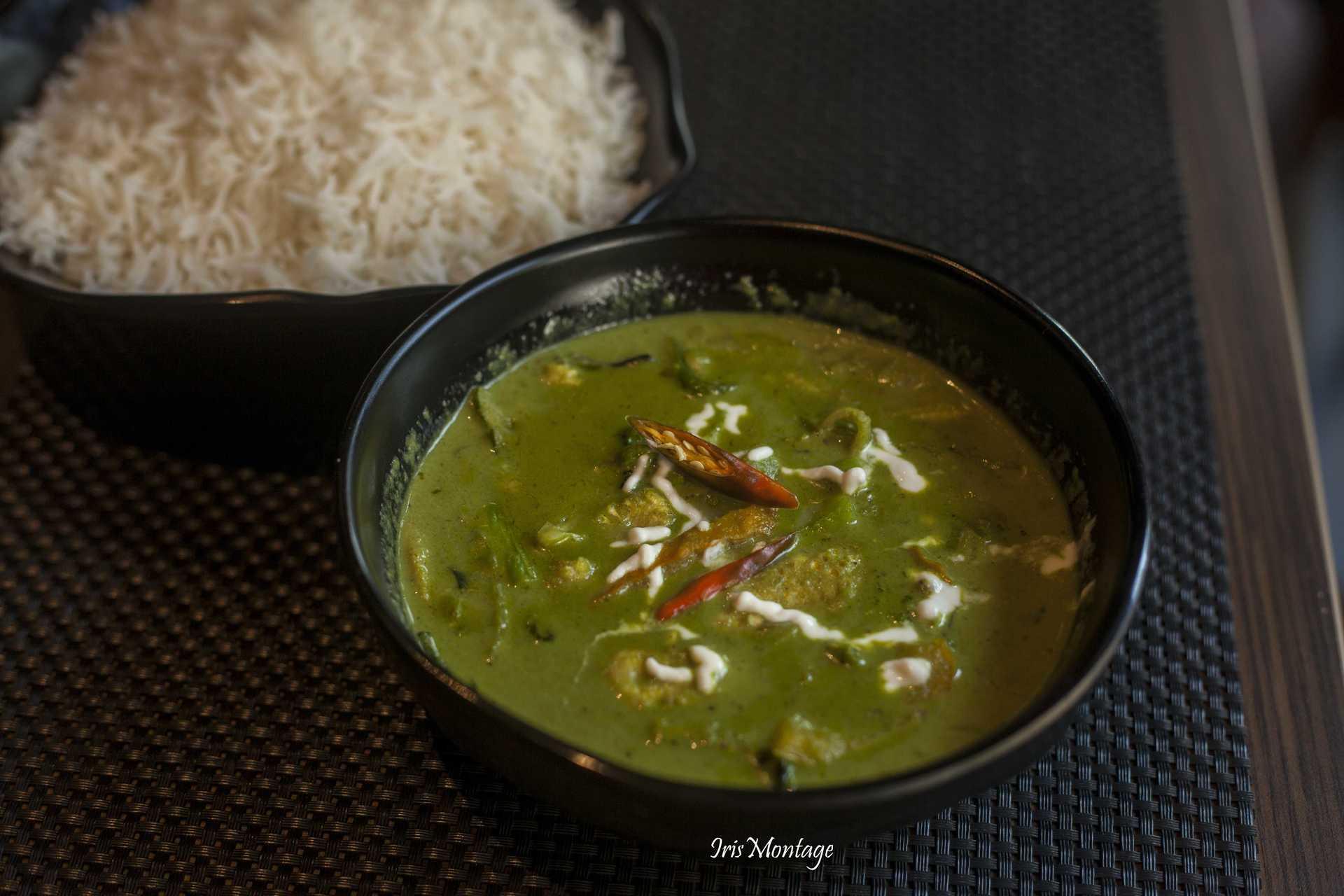 IrisMontage - Thai cuisine pure vegetarian_chennai restaurant