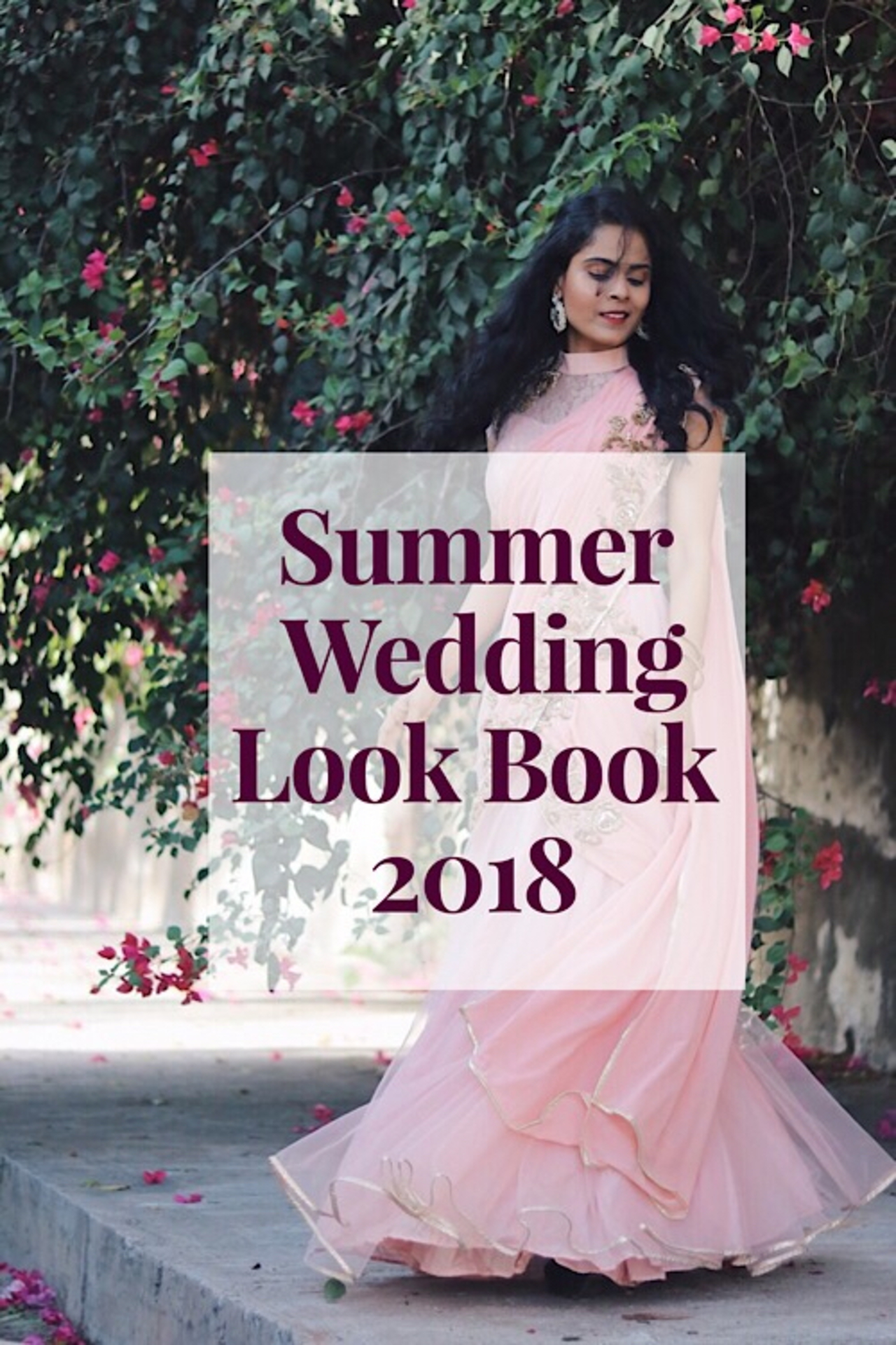 Summer  Wedding LookBook 2018 image