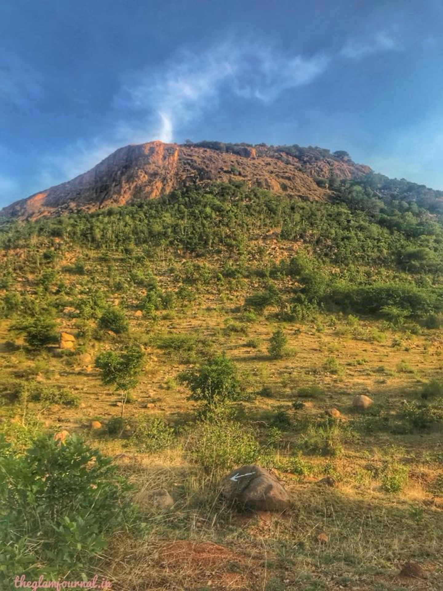 MY GUIDE TO MAKALIDURGA TREK image