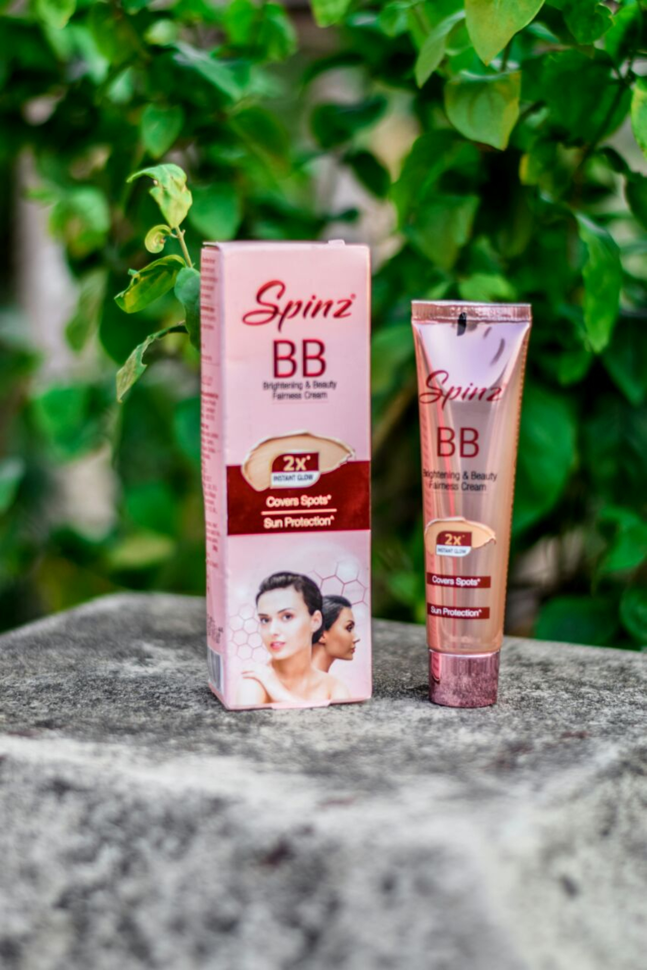 Spinz BB Cream image
